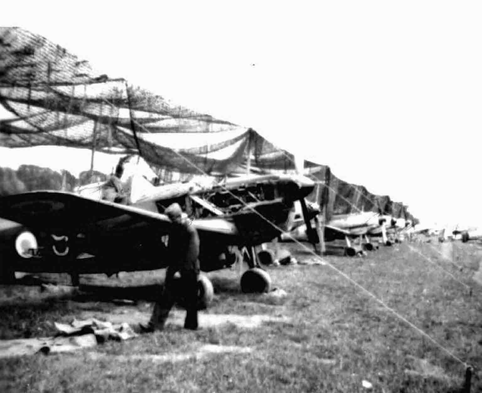 French airfield