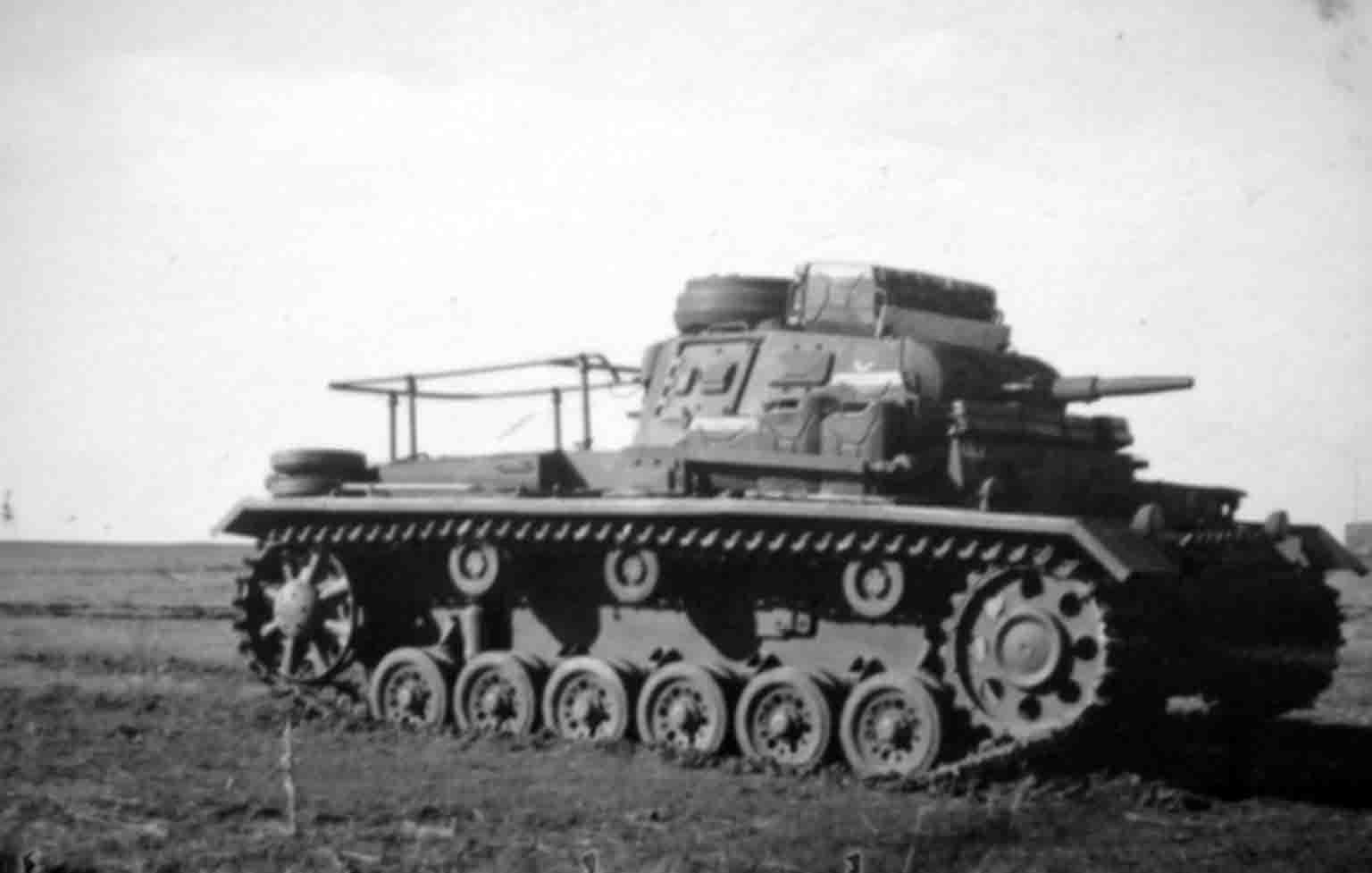 tank Pz.III