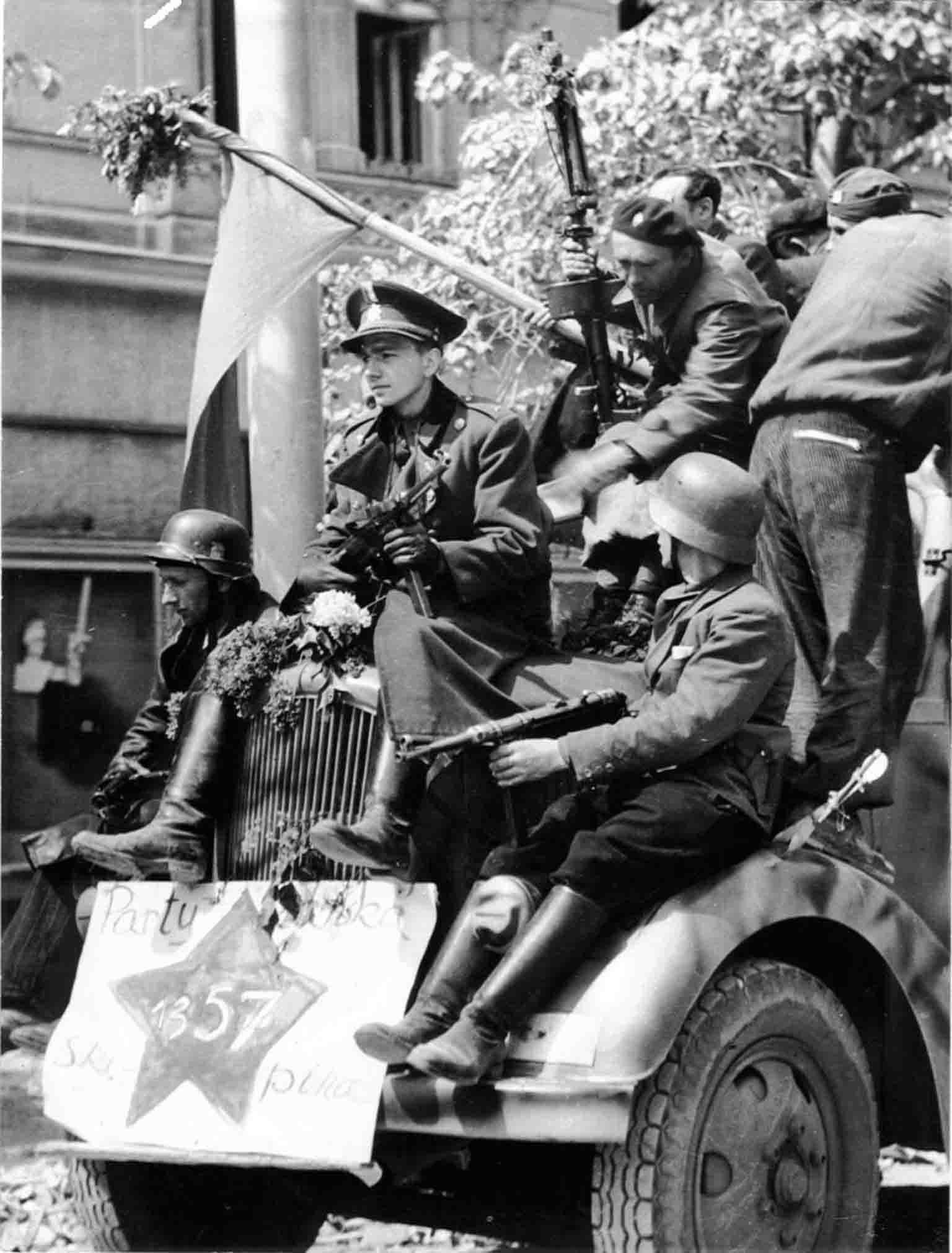 Czechoslovak resistance