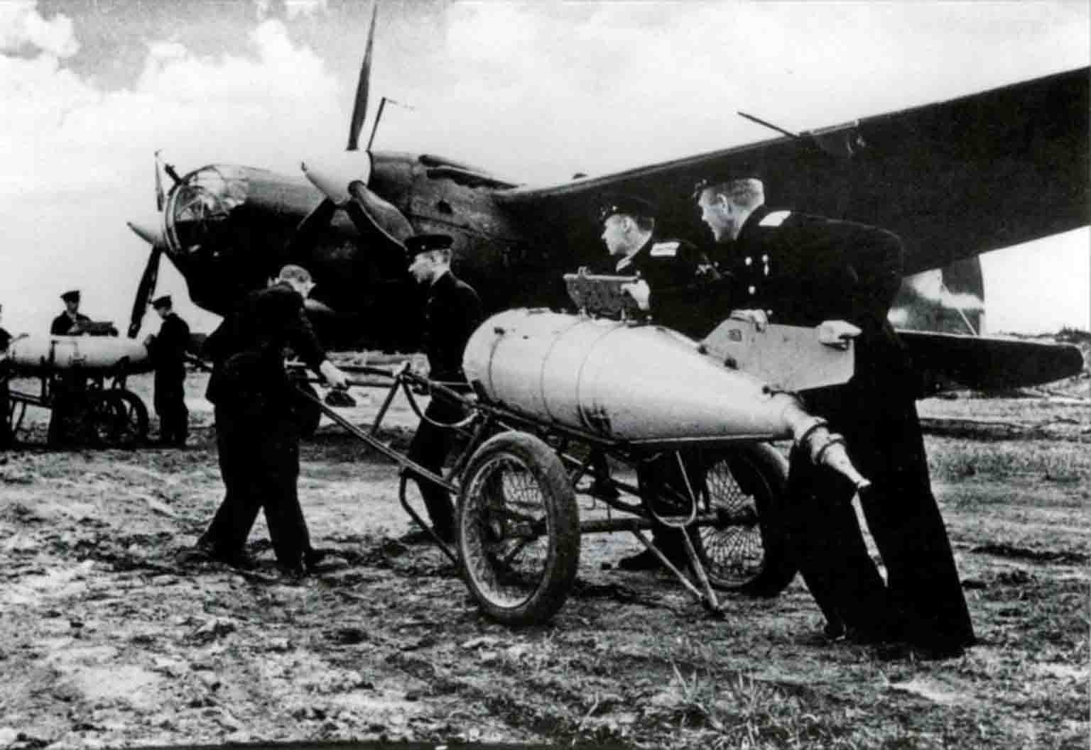 SB-2 bomber