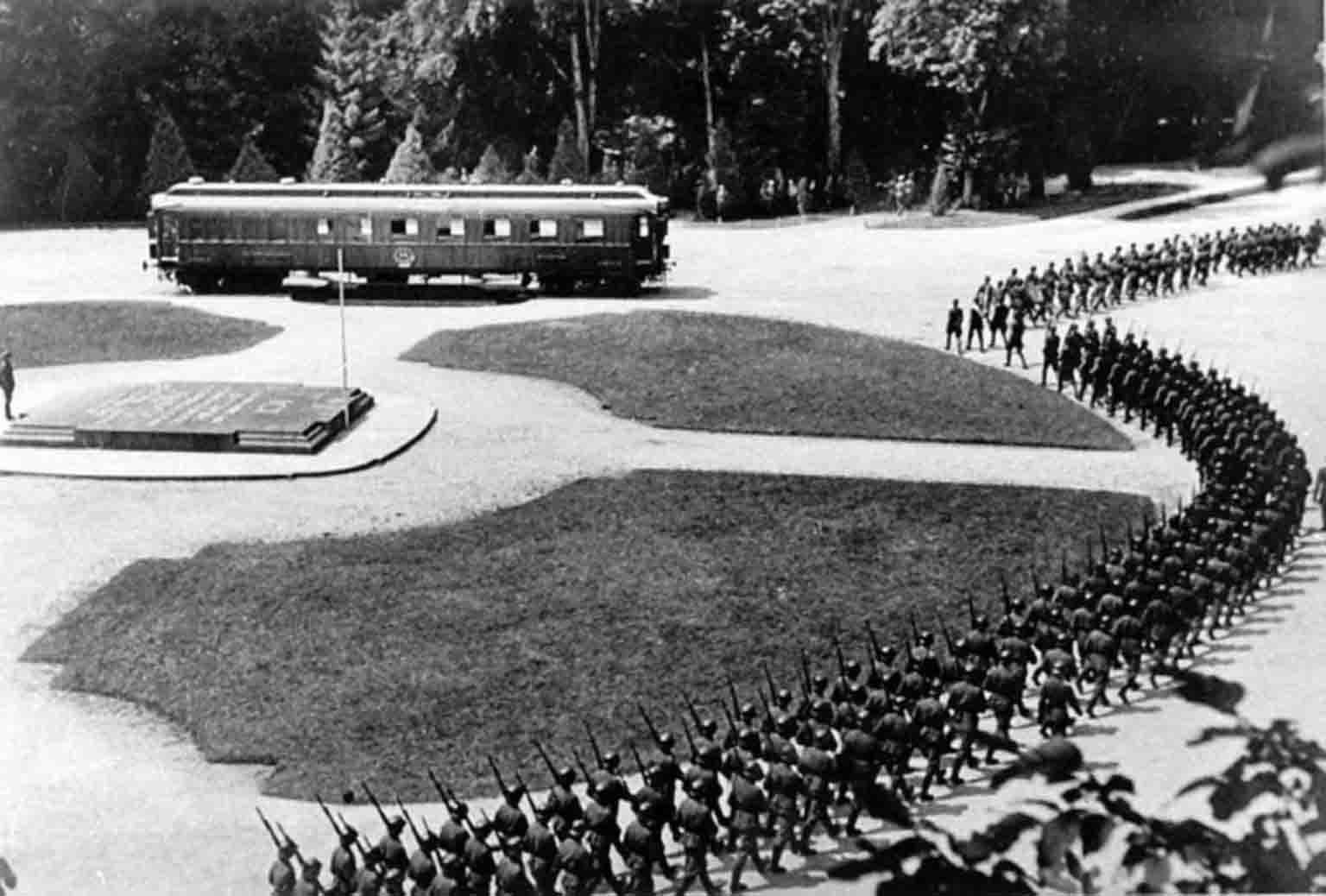 march of the Wehrmacht