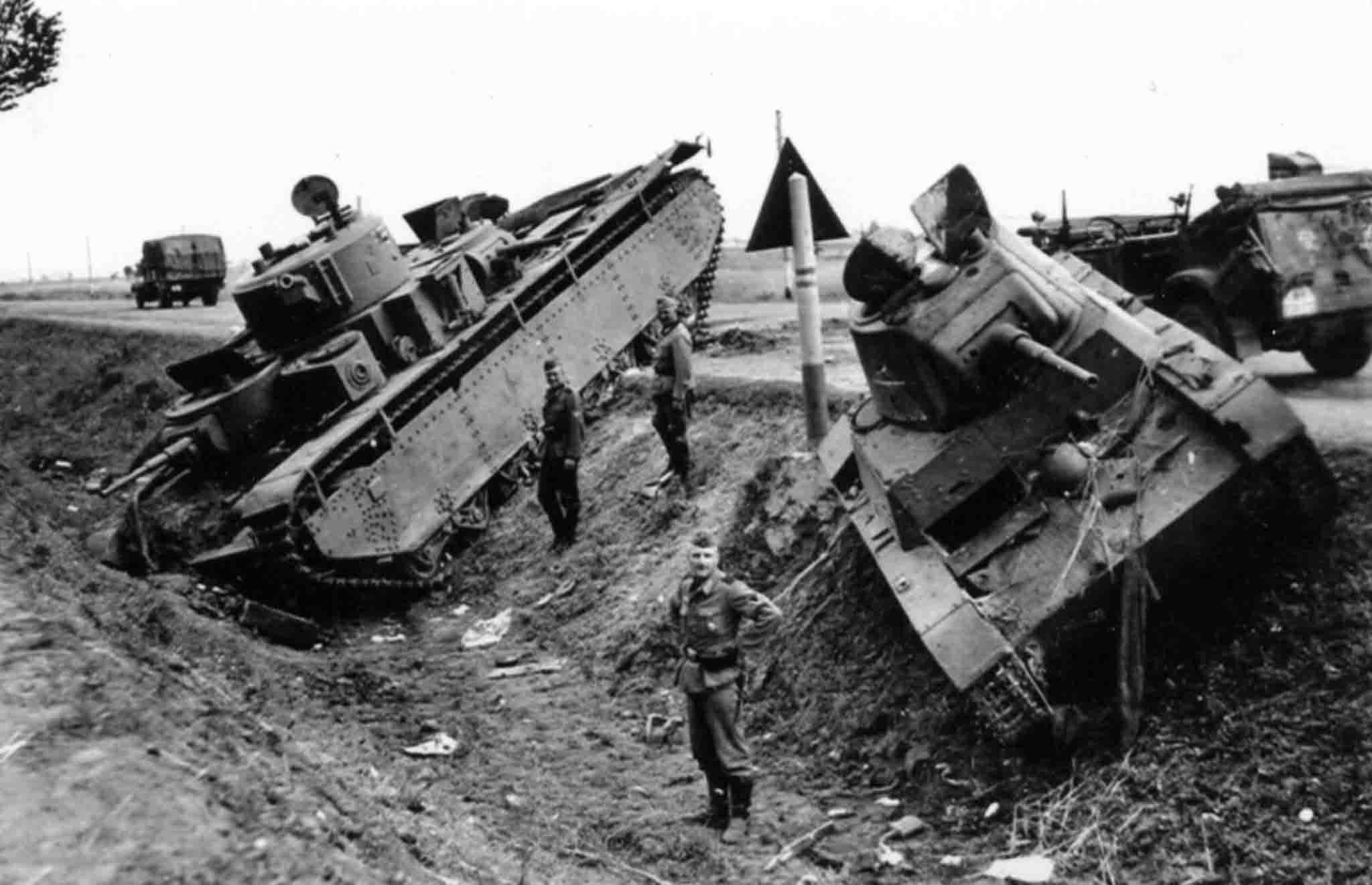 T-26, T-35