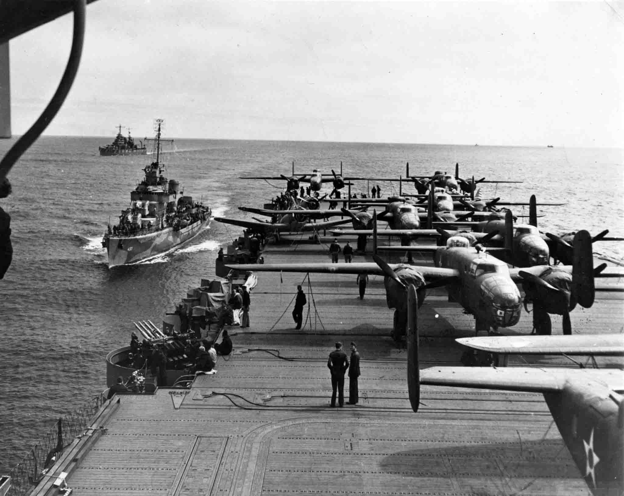 Bombers B-25