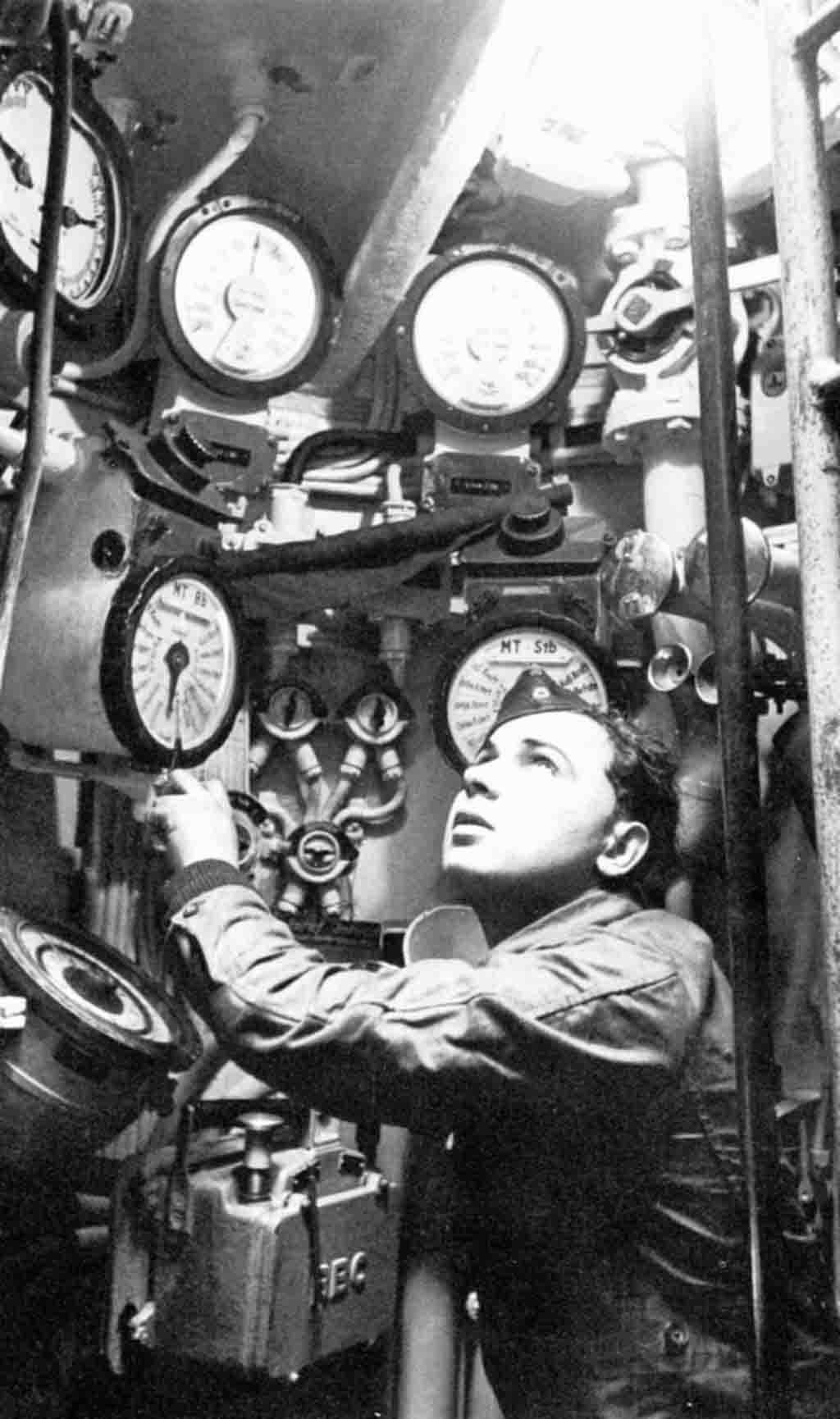 Kriegsmarine submarine