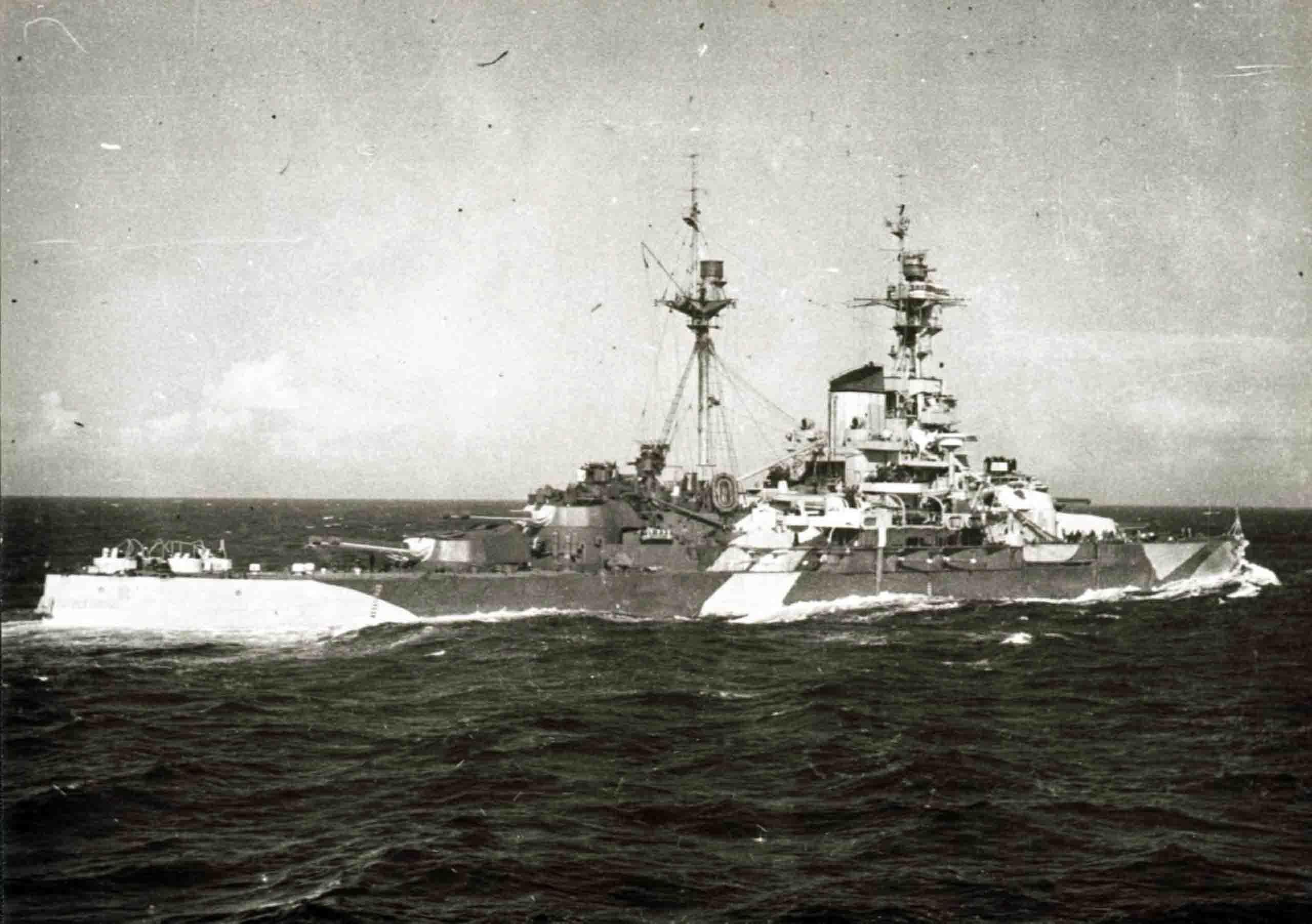 Arkhangelsk battleship