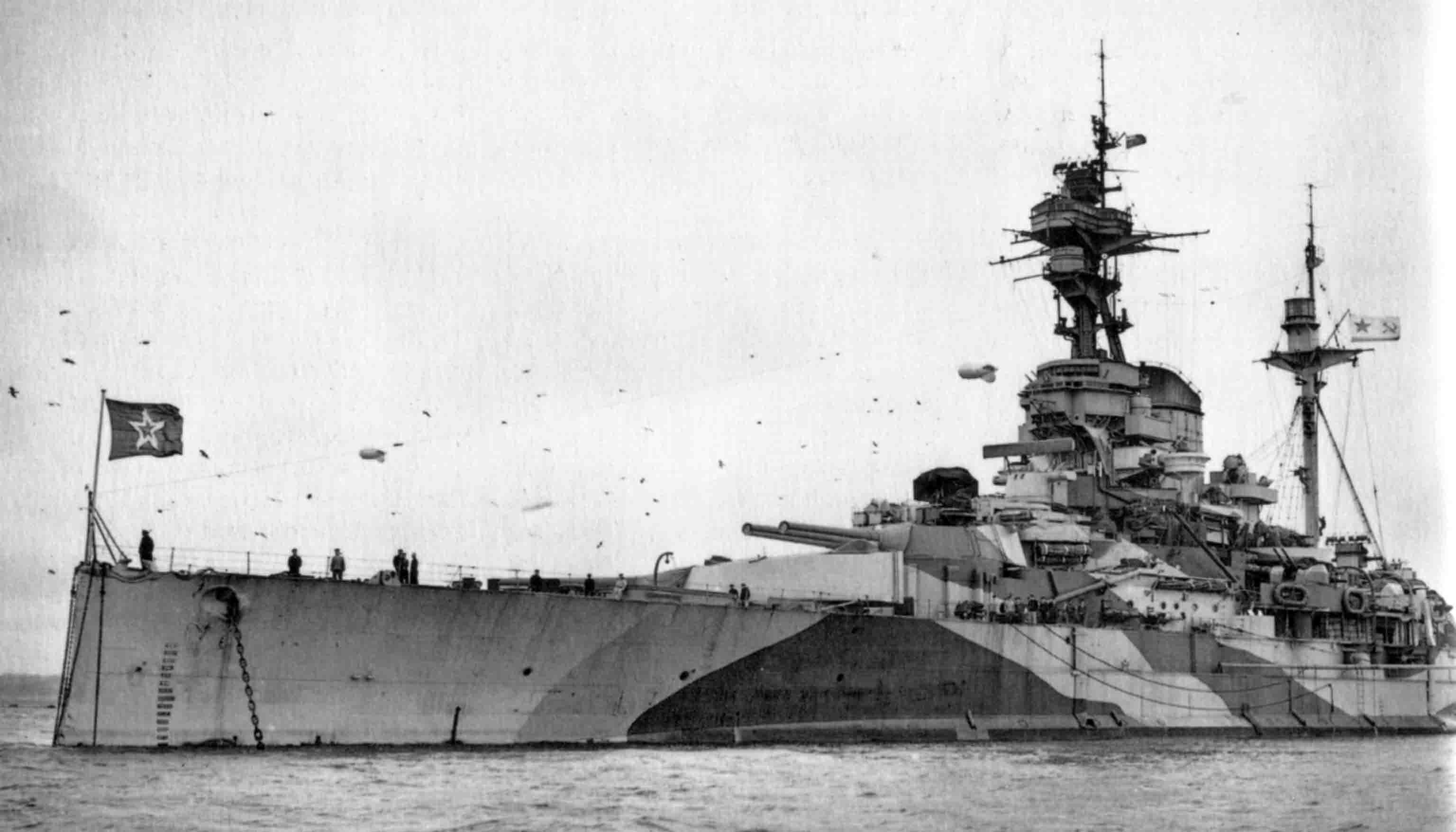 Battleship Arkhangelsk