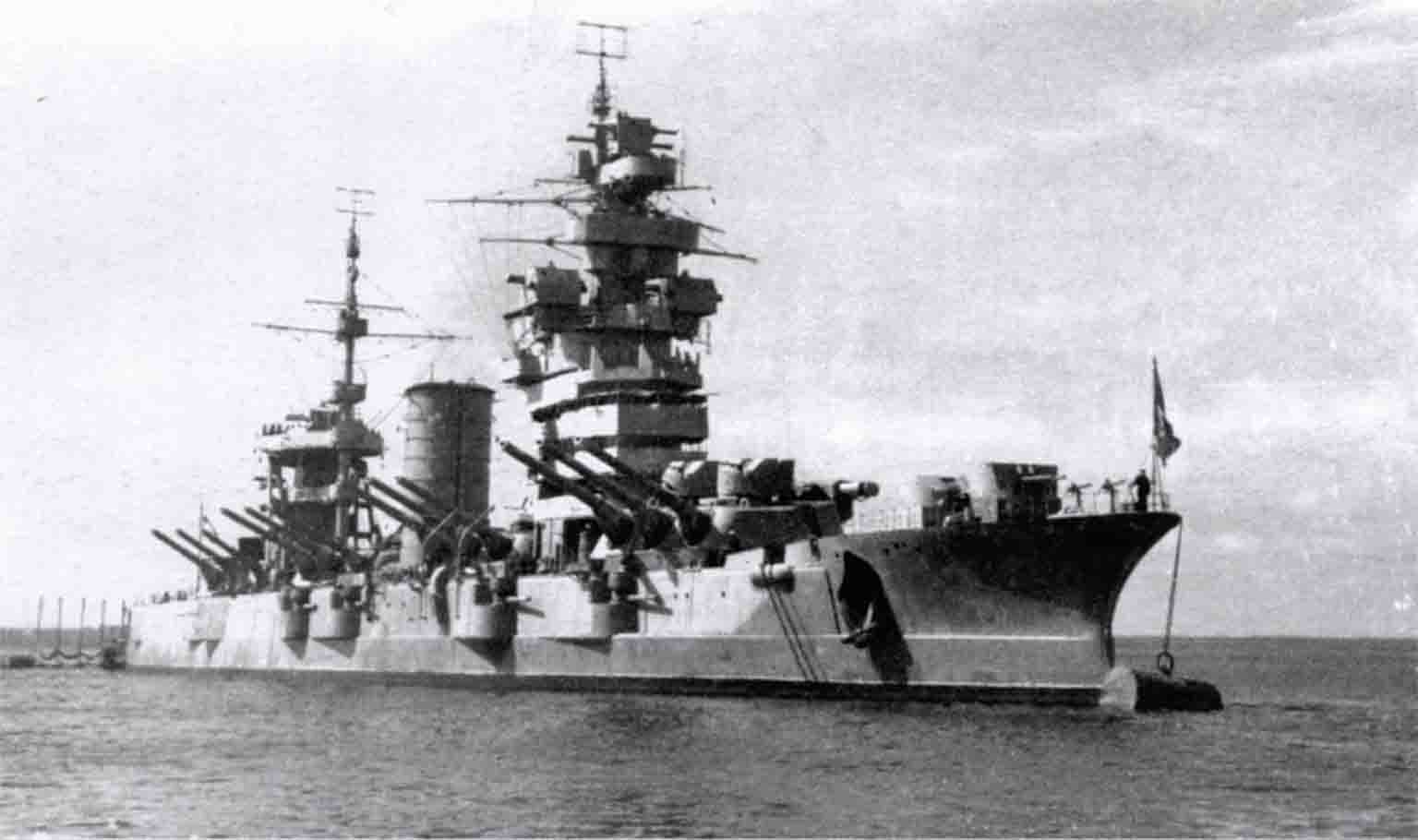 battleship October Revolution