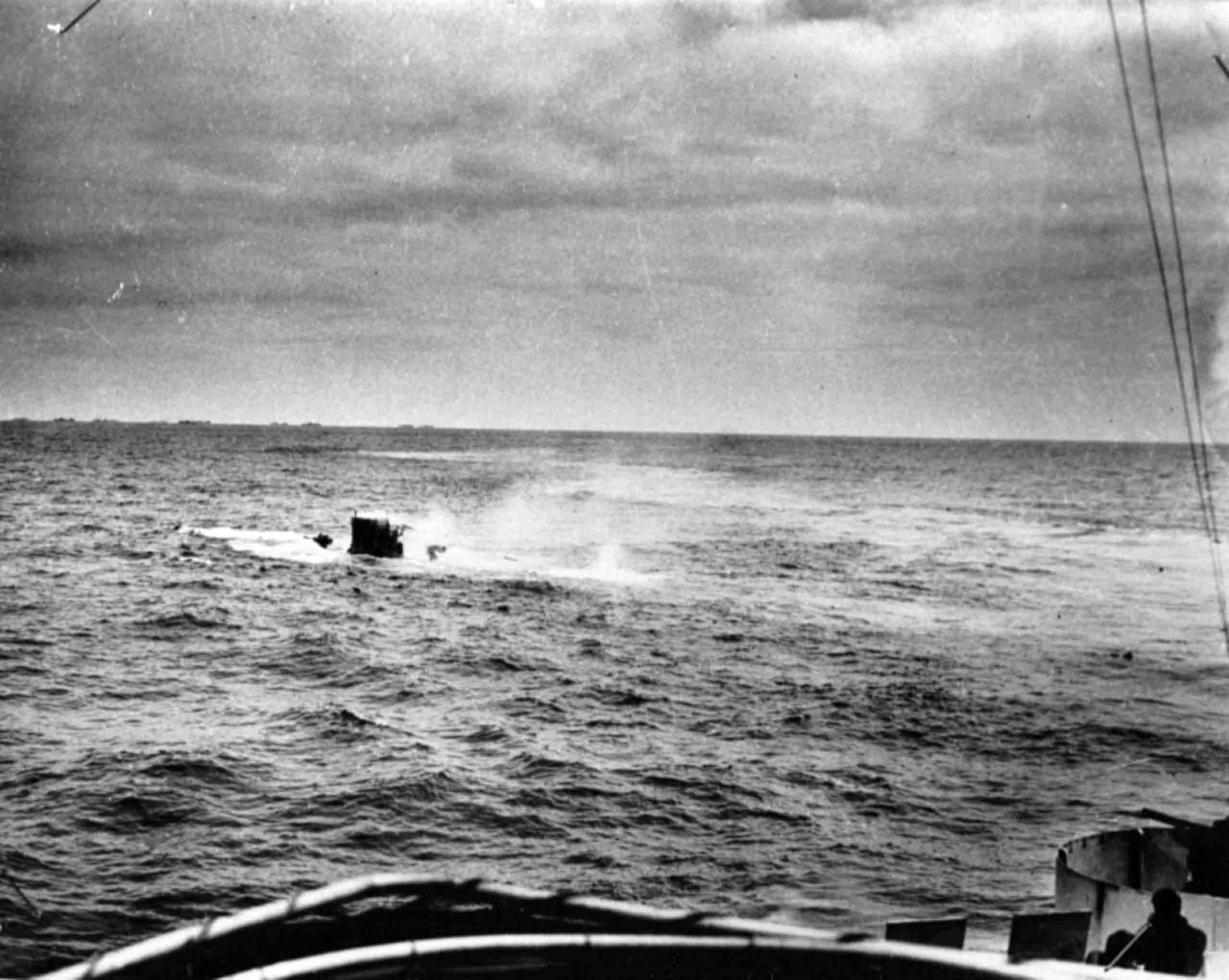 Submarine U-175