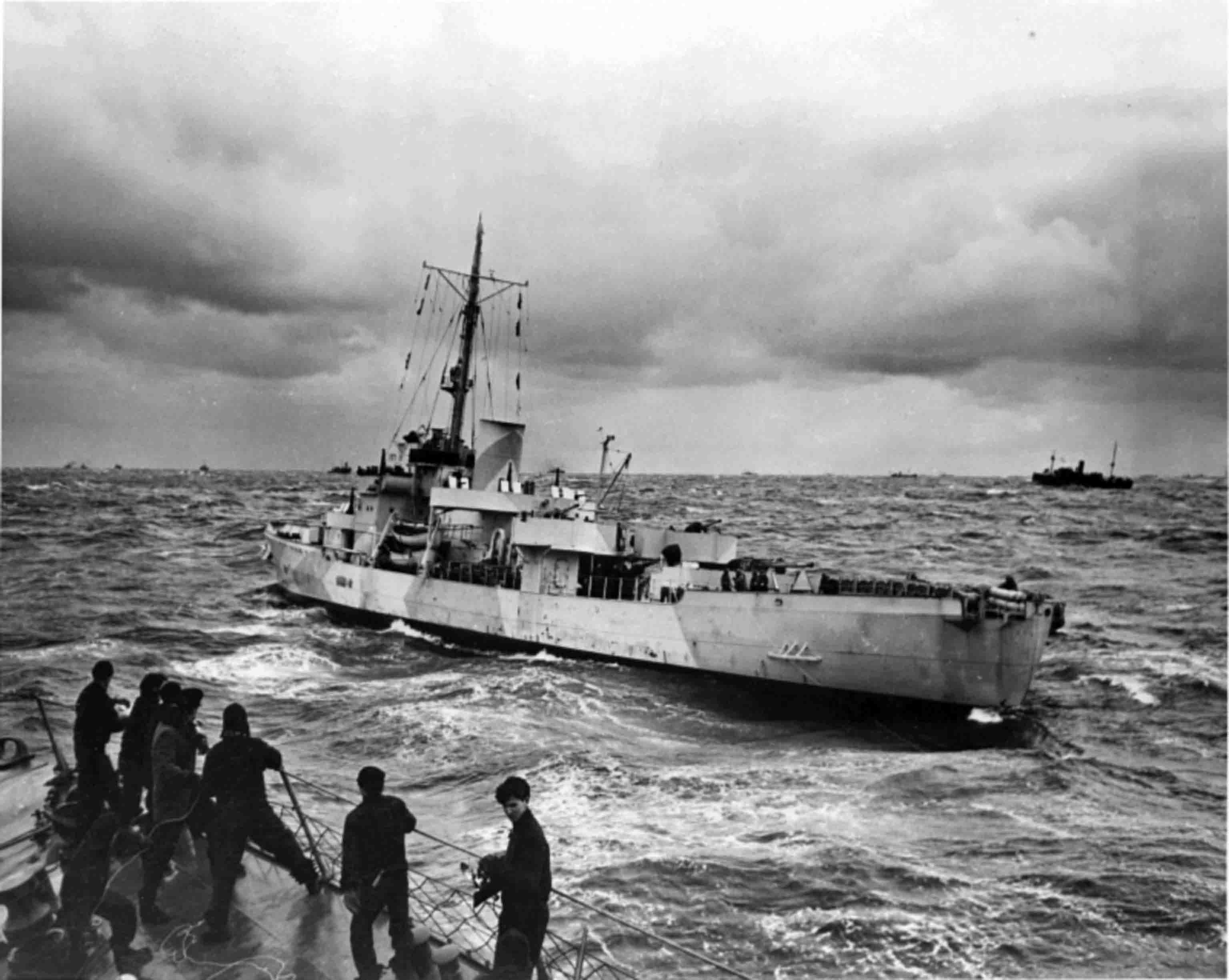 USS Spencer