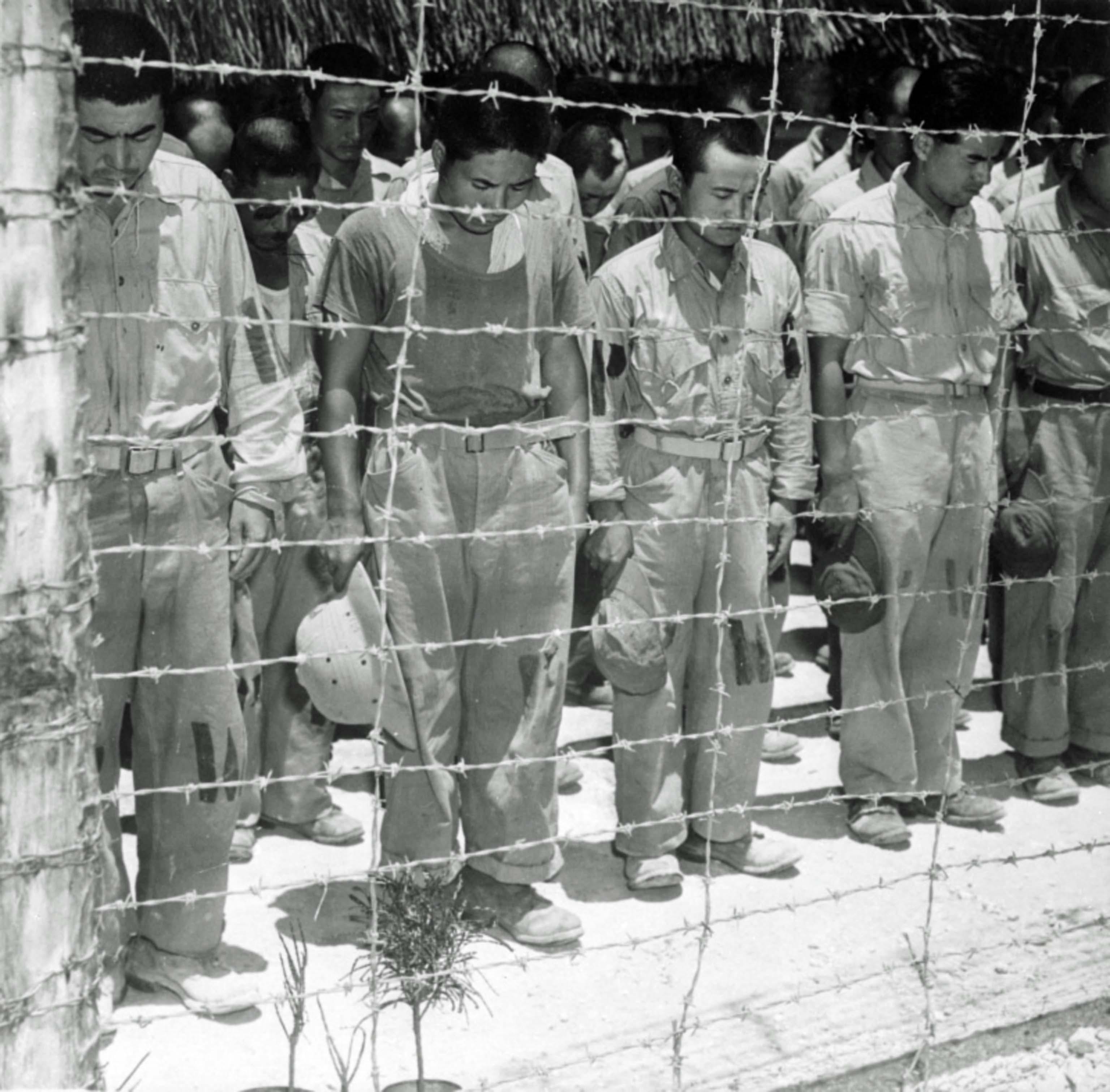 Captive Japanese