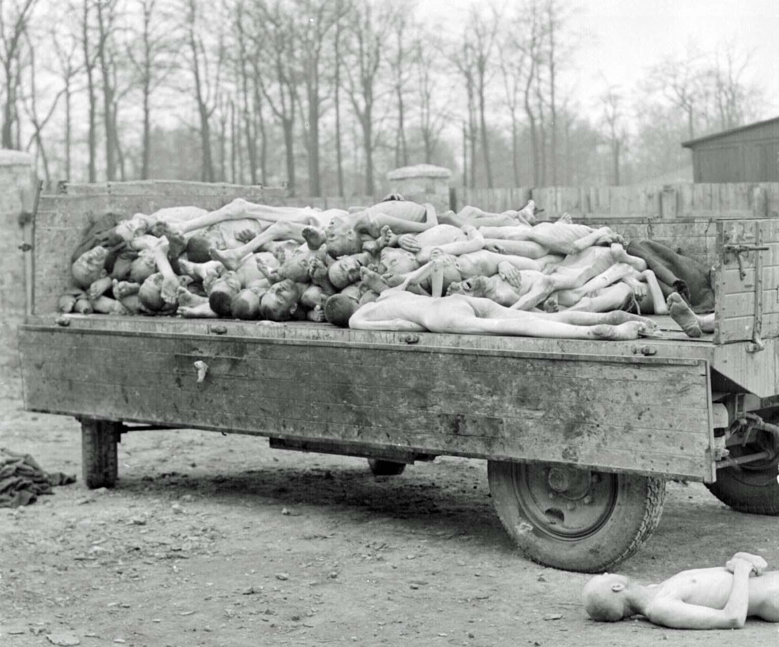 prisoners Buchenwald