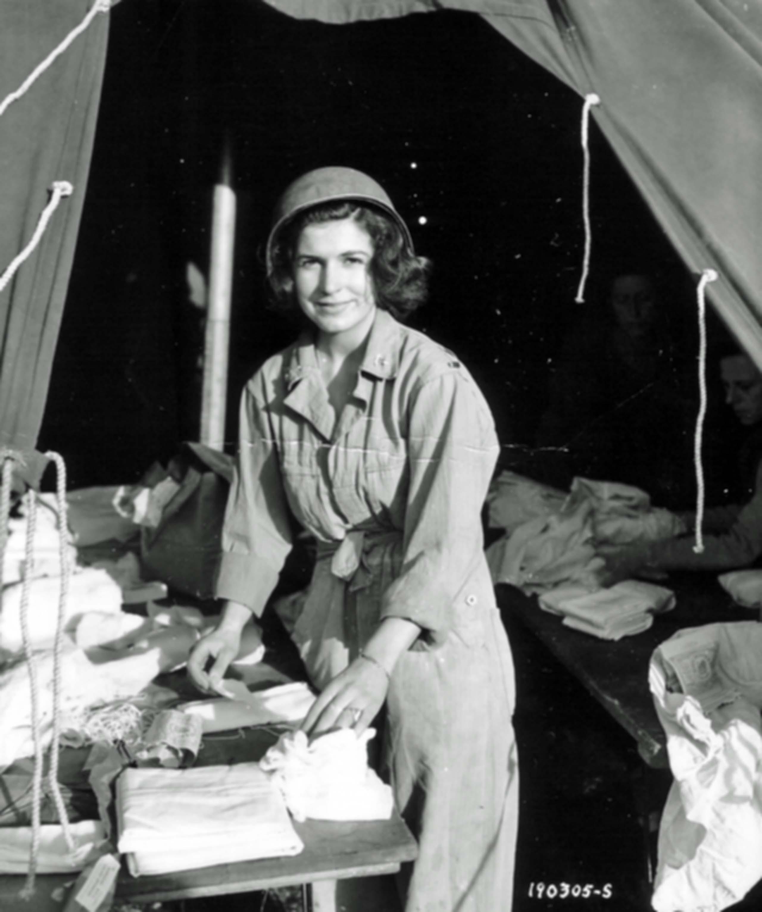 Lieutenant Margaret Stanfill