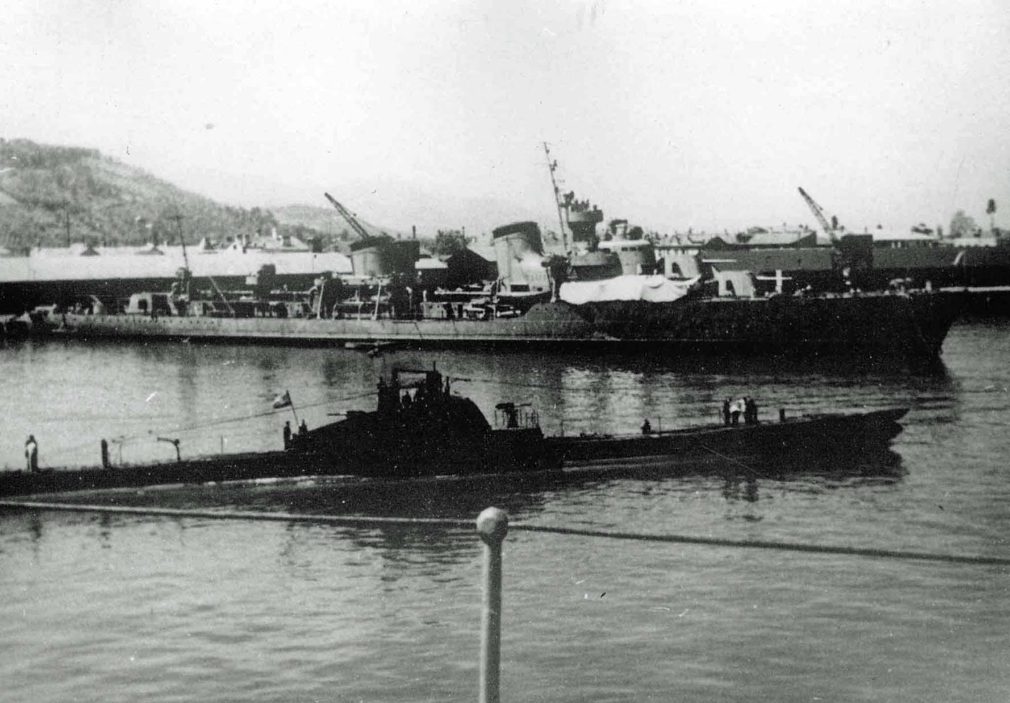 Submarine SHCH-212