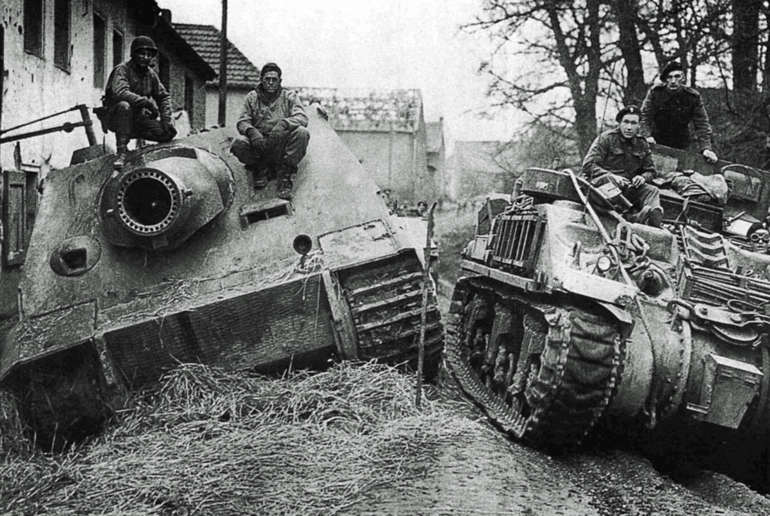 Sturmtiger, M4 ARV