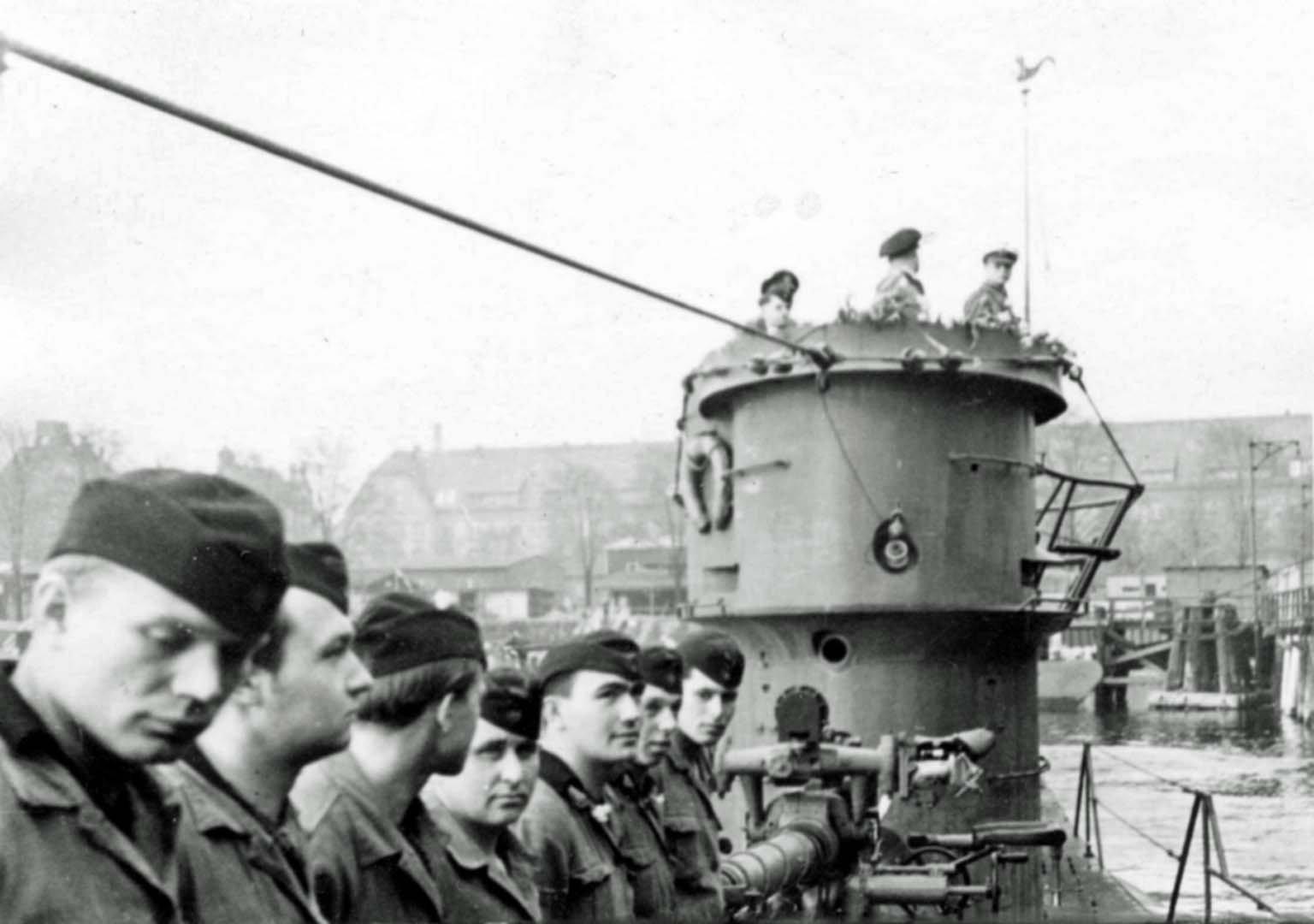 U-408 submarine