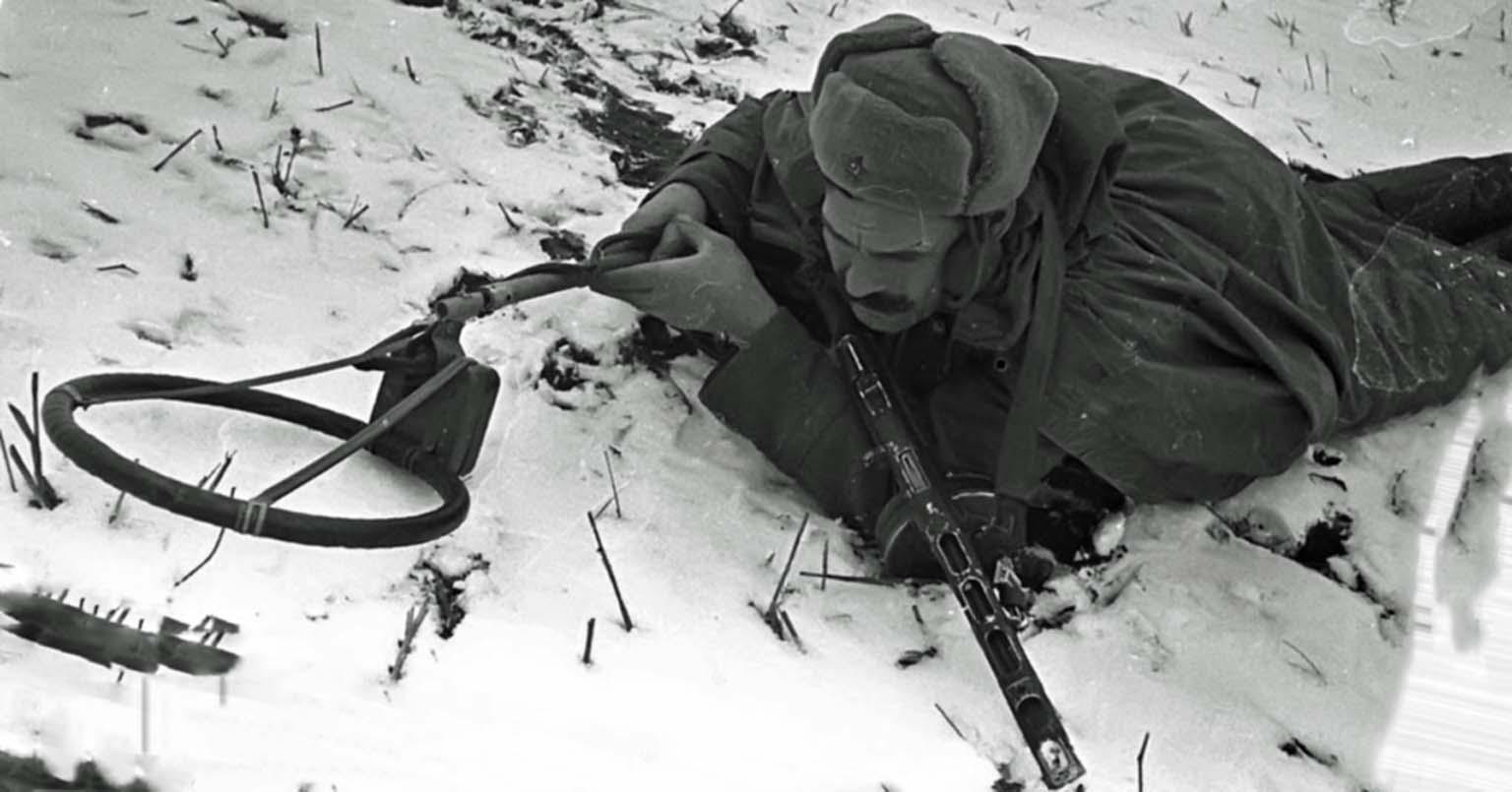 Soviet sapper