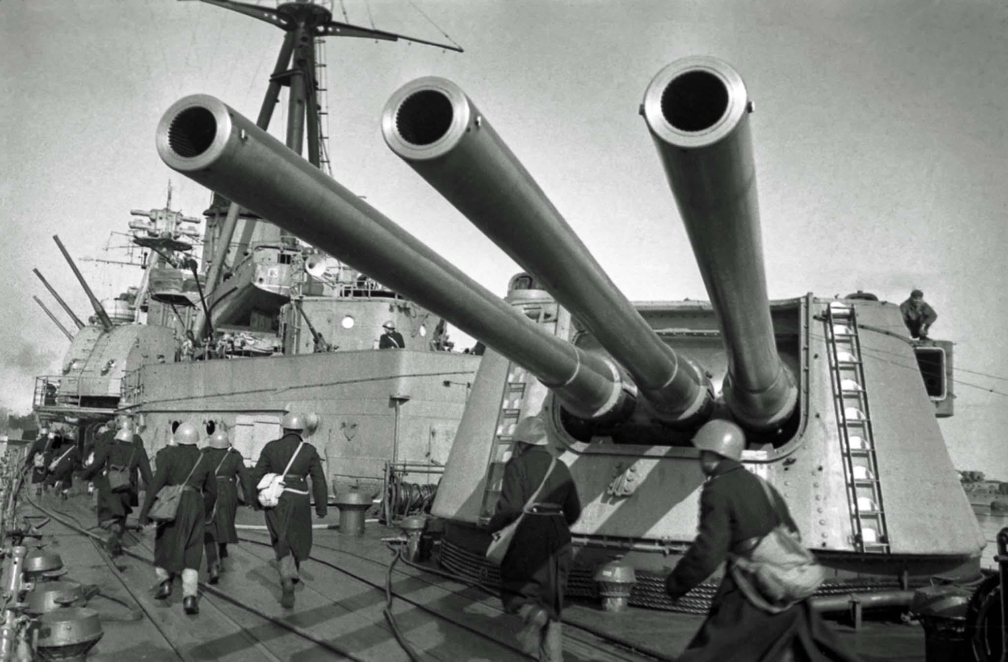 Voroshilov cruiser