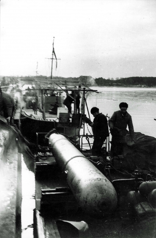 533-mm torpedo