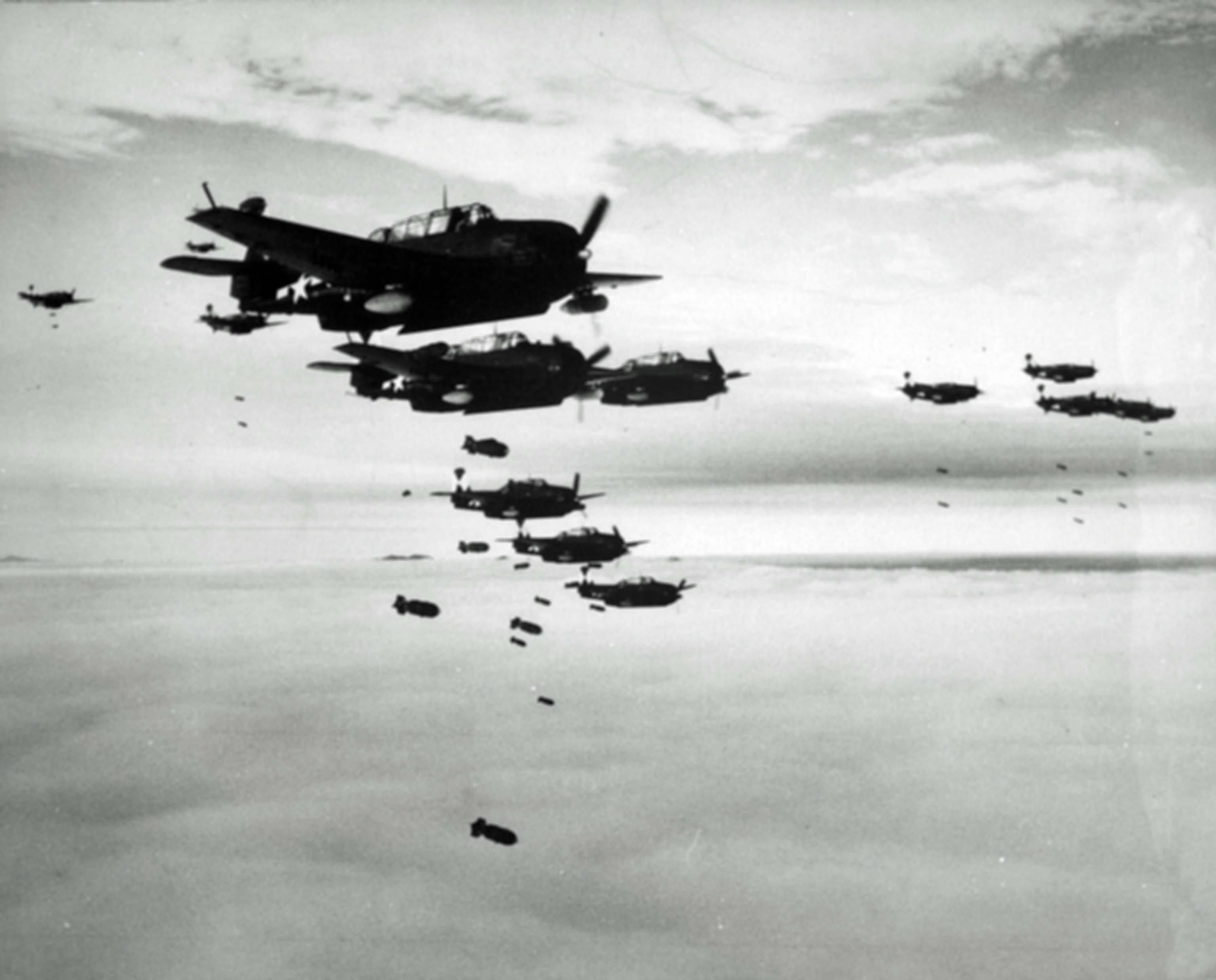 deck bombers