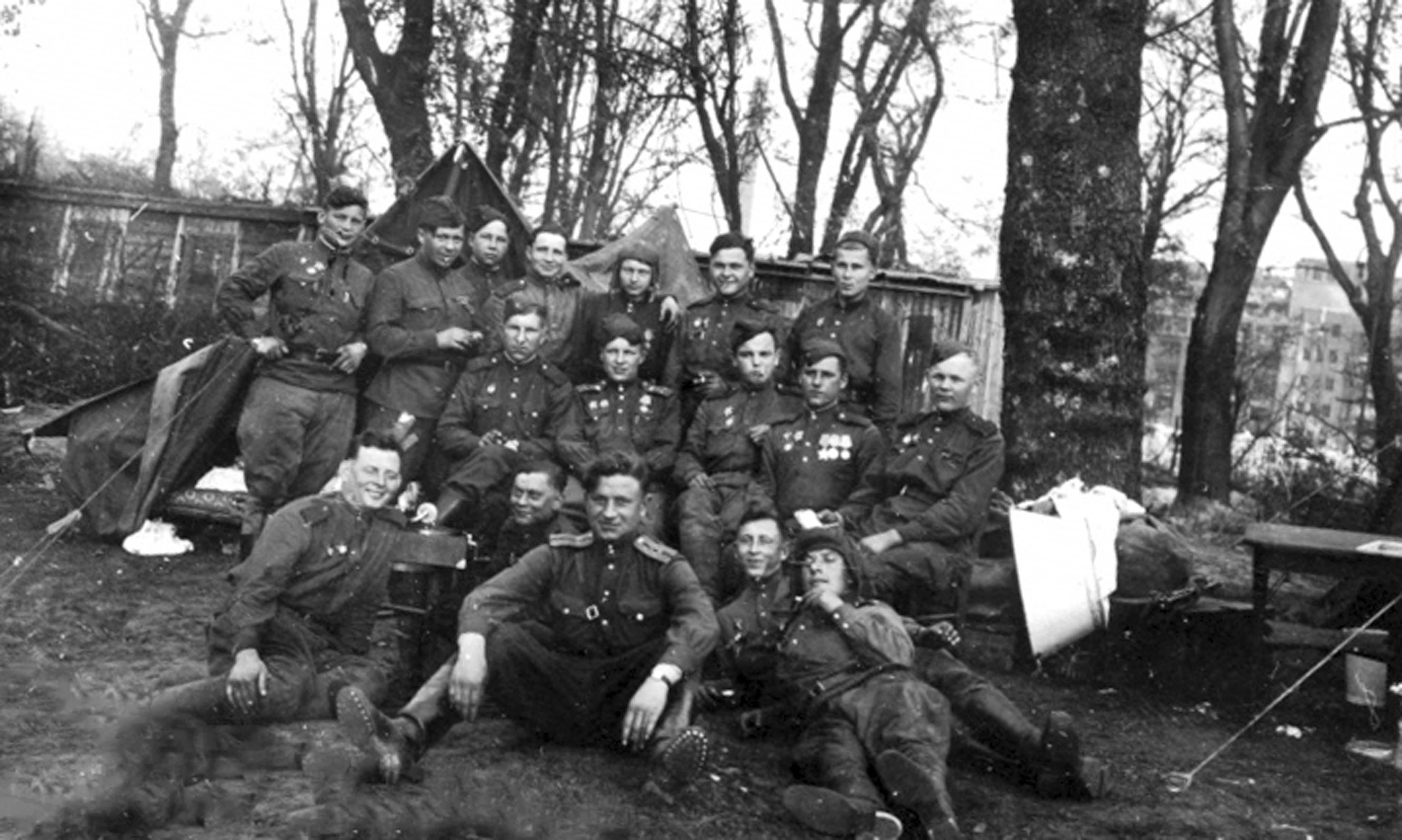 Platoon of reconnaissance