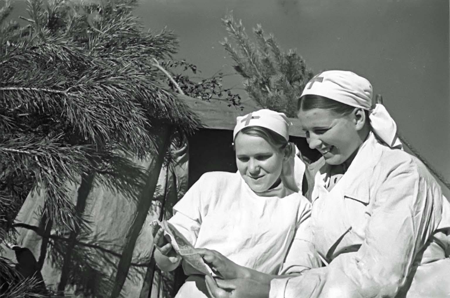 Soviet nurse