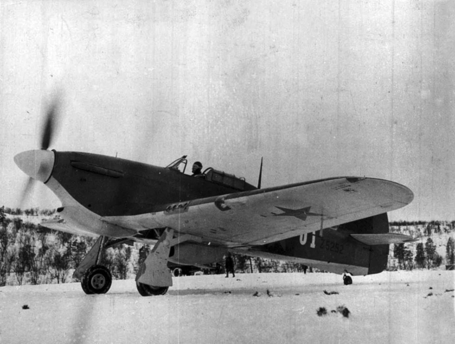 Hurricane Mk IIB