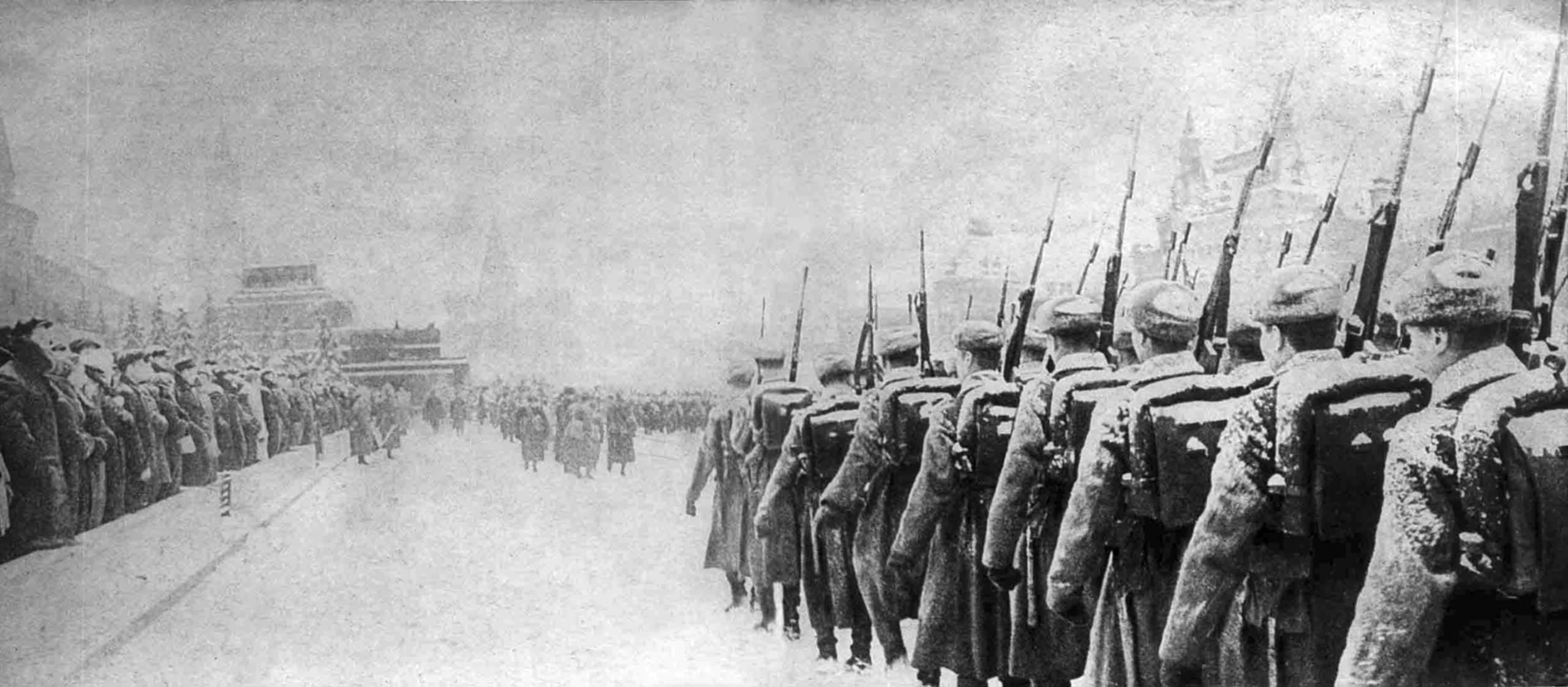 1941 October Revolution Parade