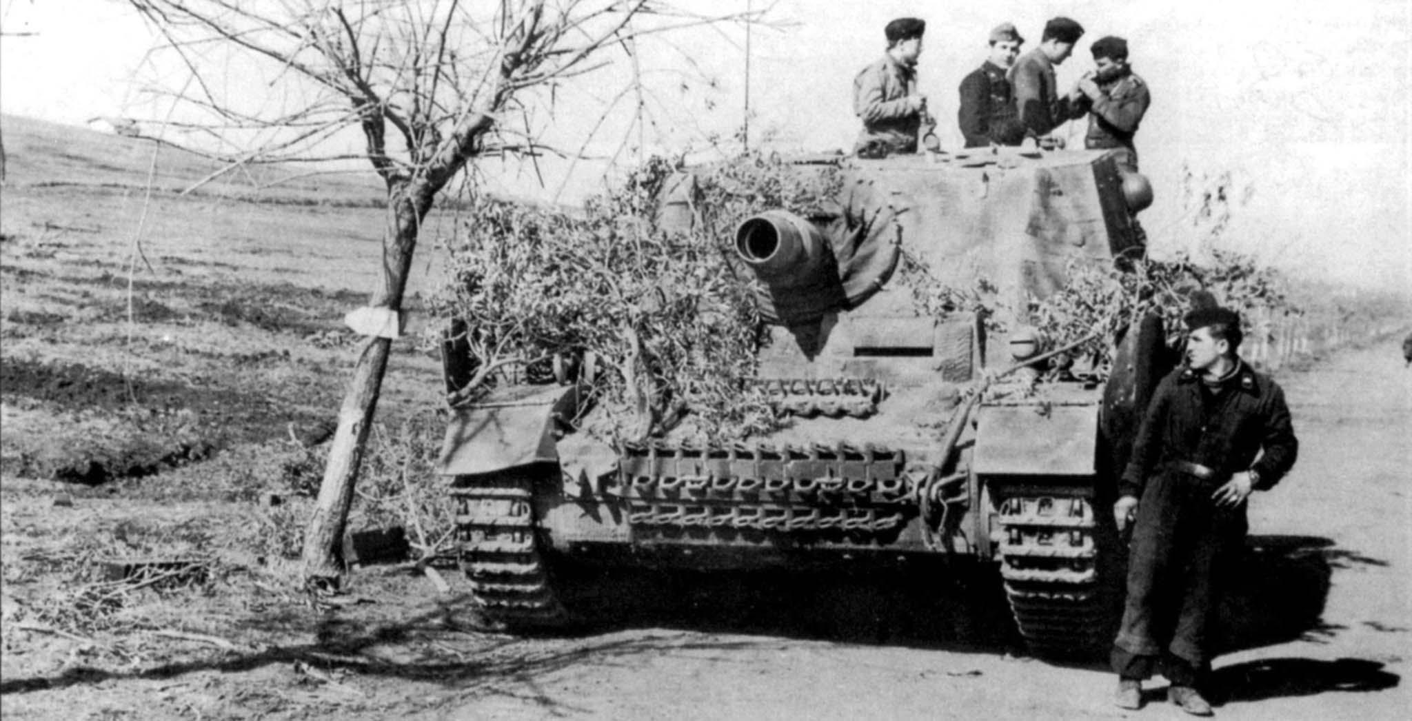 Sturmpanzer IV