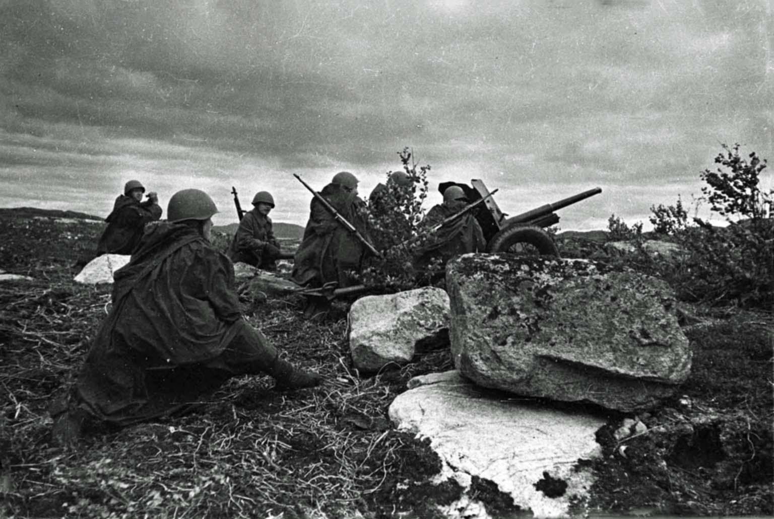 45-mm gun