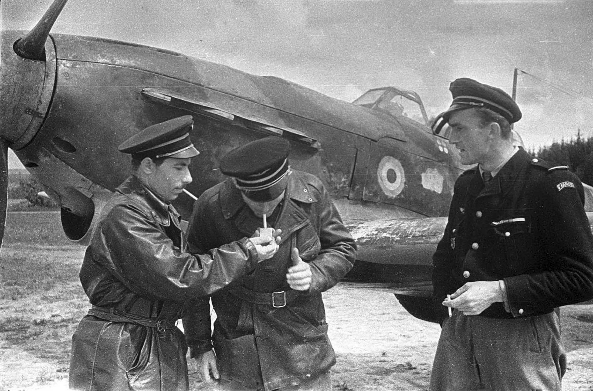 French pilots