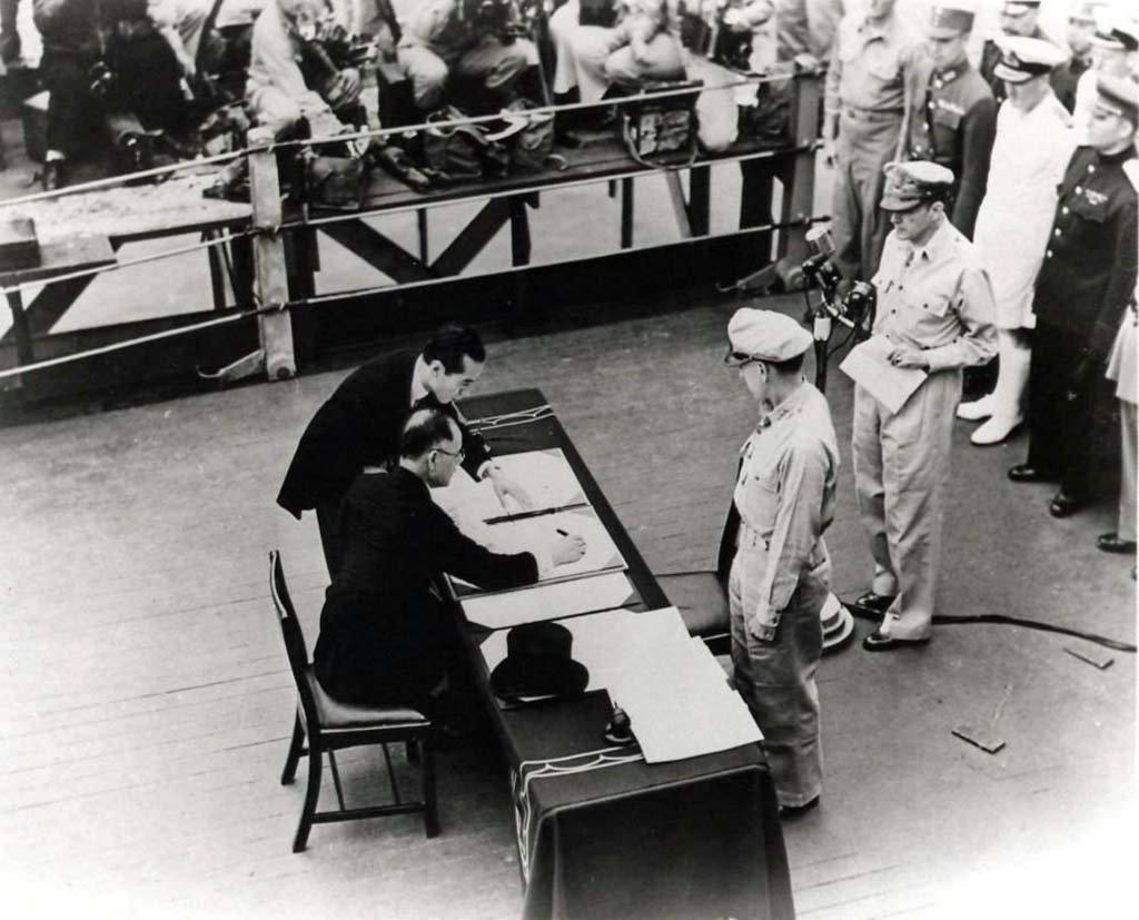 Japan Capitulation Act