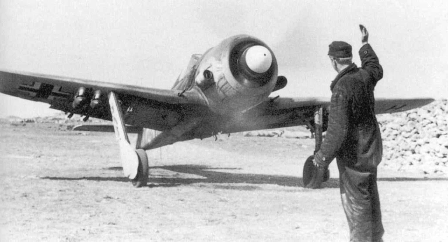 Focke-Wulf FW190F-3