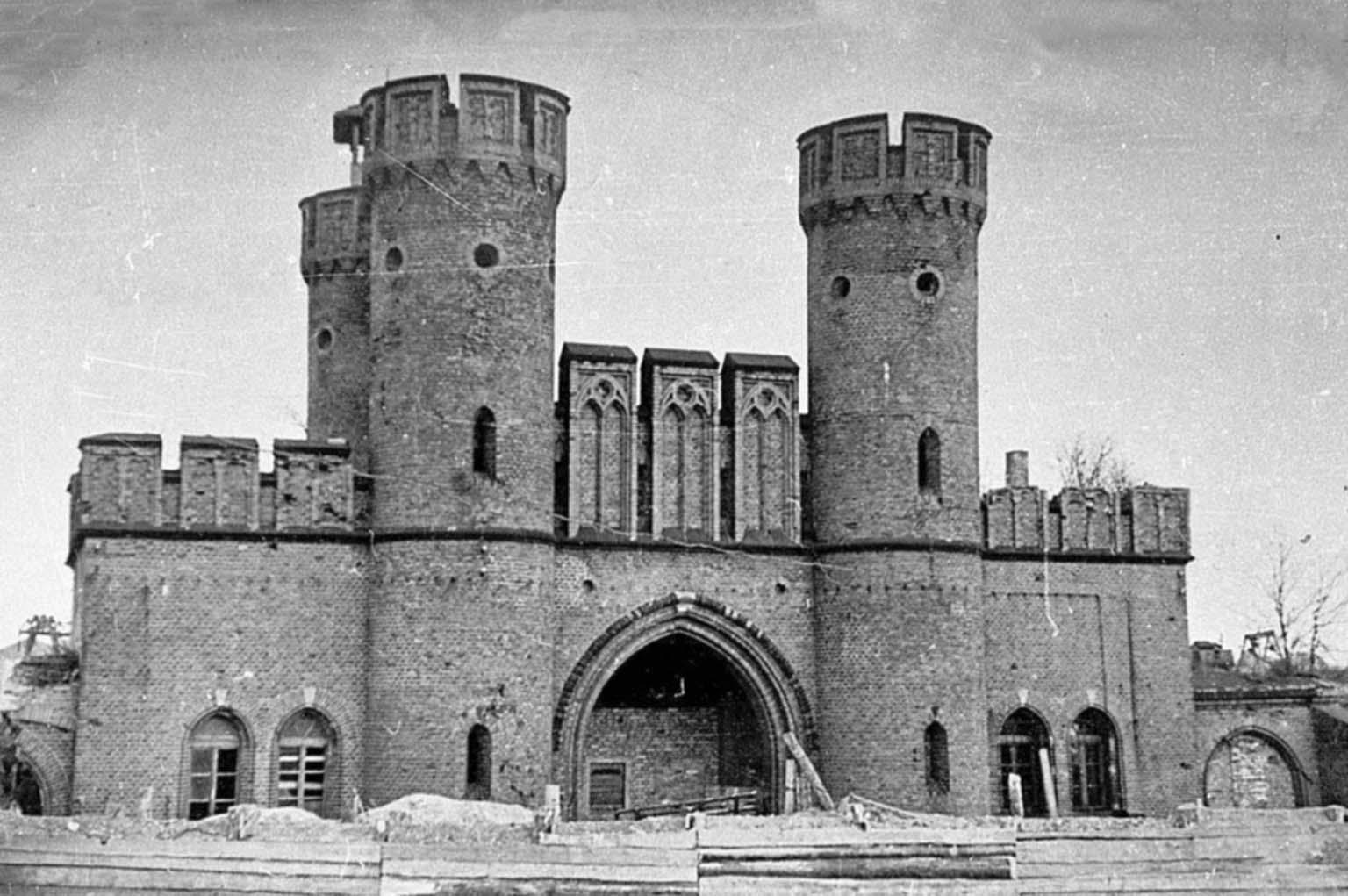 Friedrichsburg Gate
