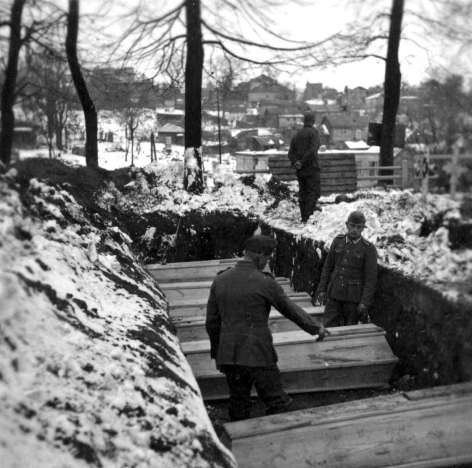 German military cemetery