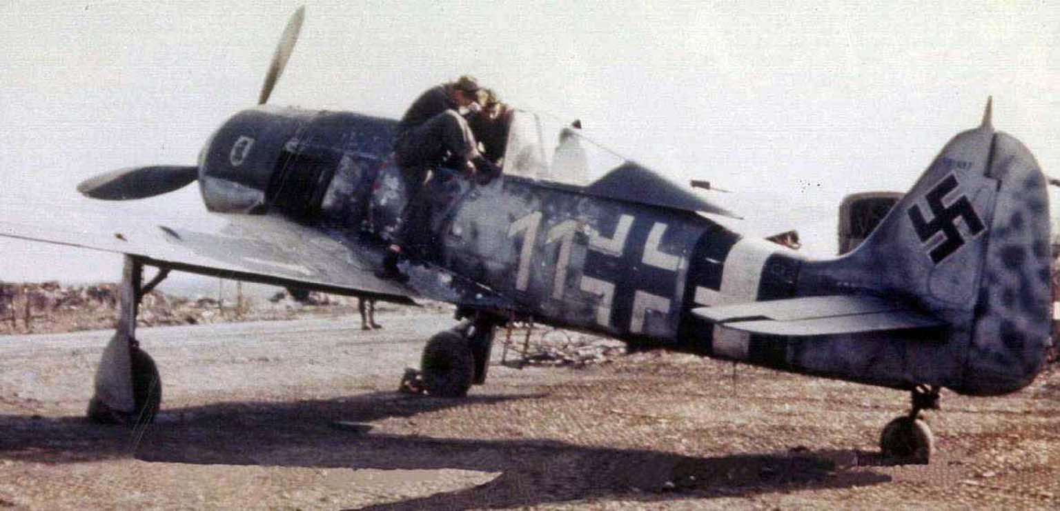 Focke-Wolf FW 190A-8