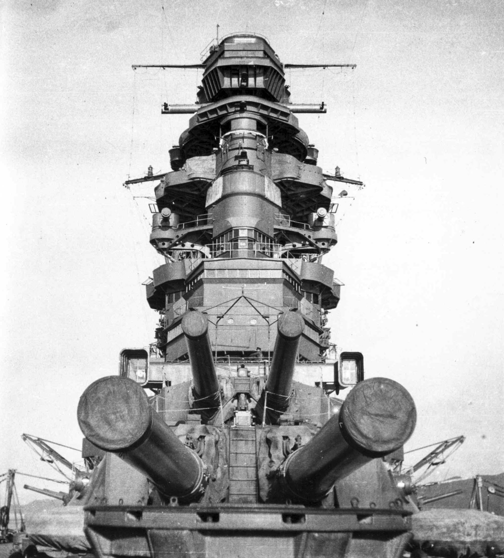 battleship Nagato