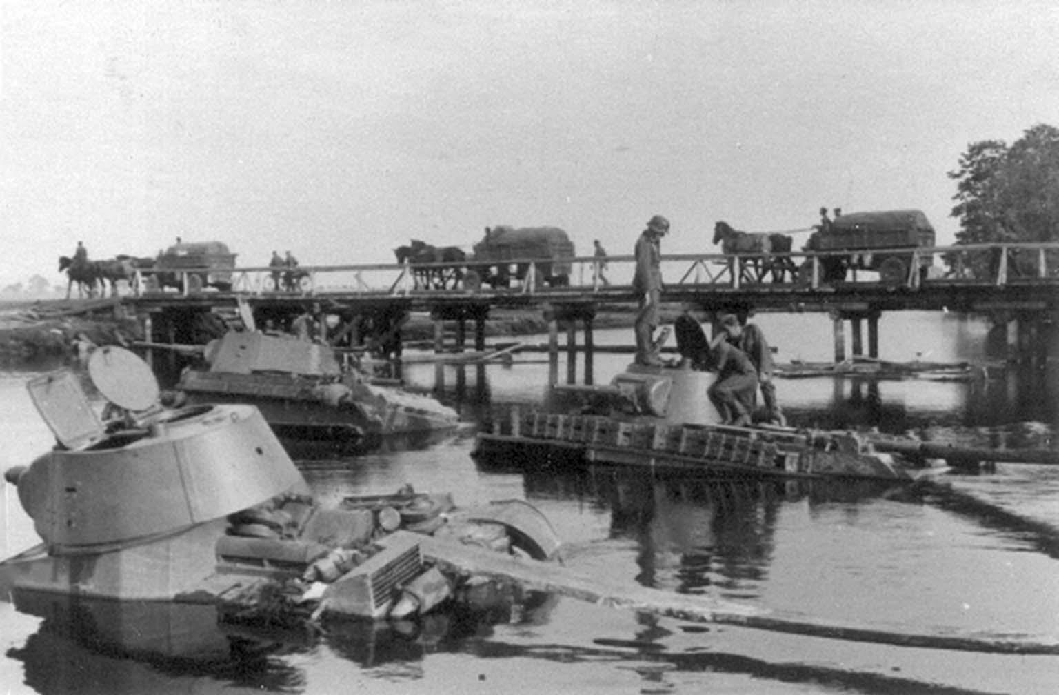 T-26, BT-7