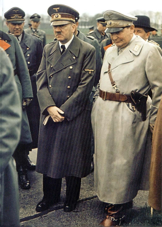 Adolf Hitler, Hermann Goering