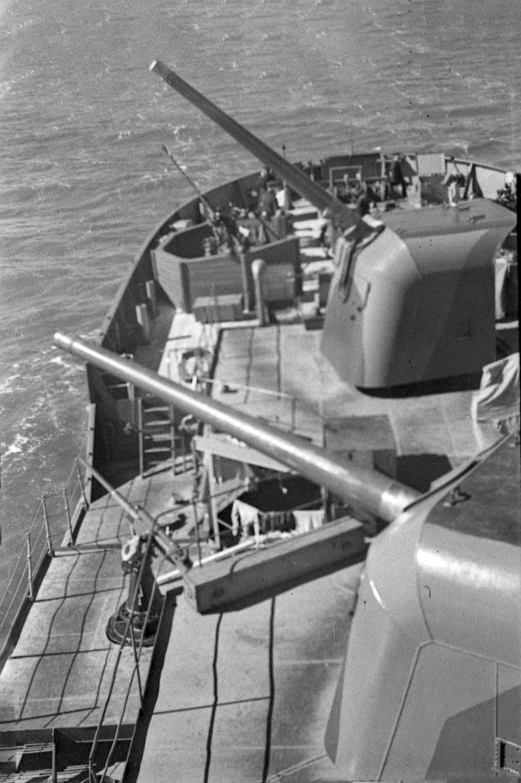 gunboat Nora