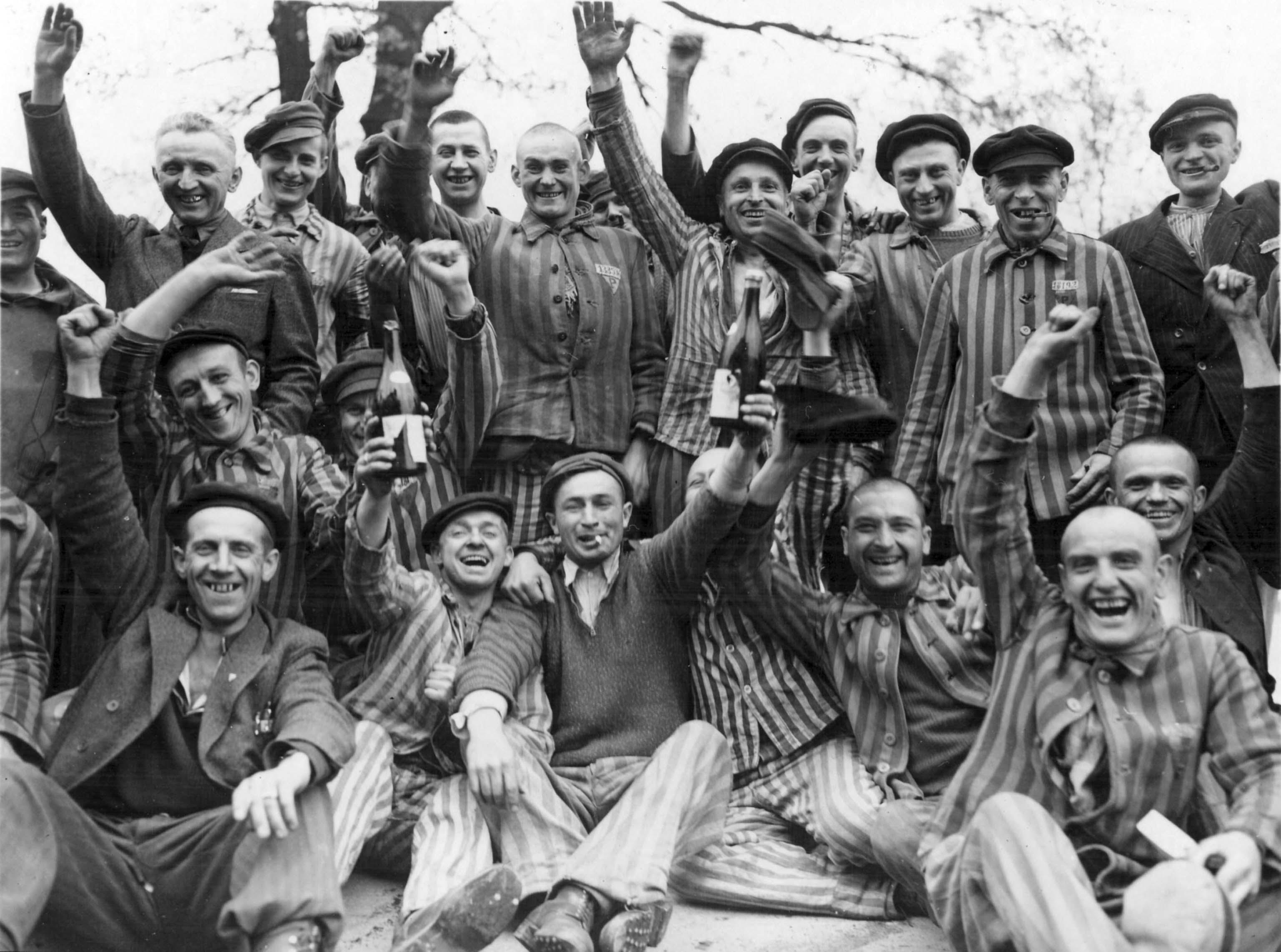 prisoners of the Dachau