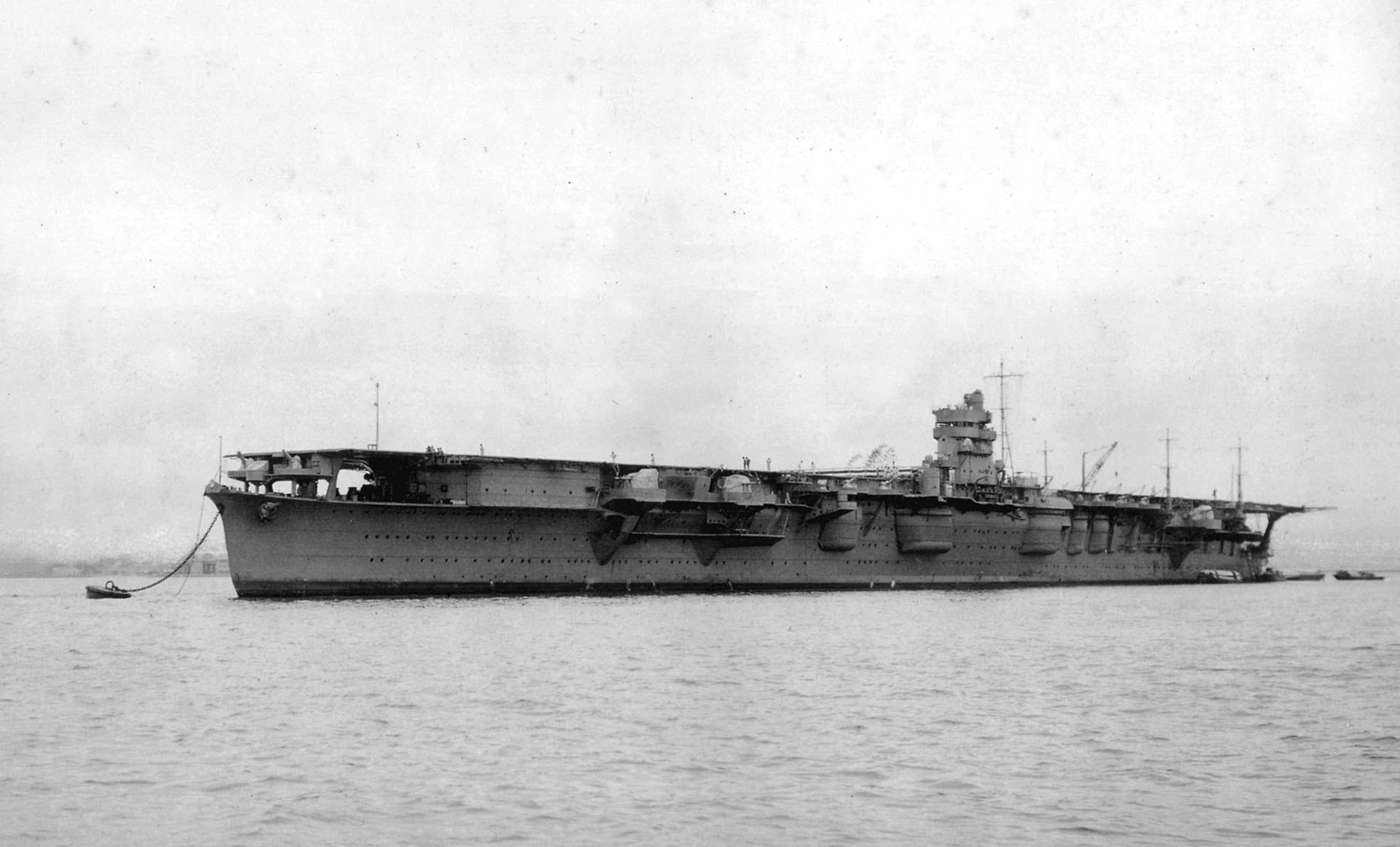 carrier Hiryu