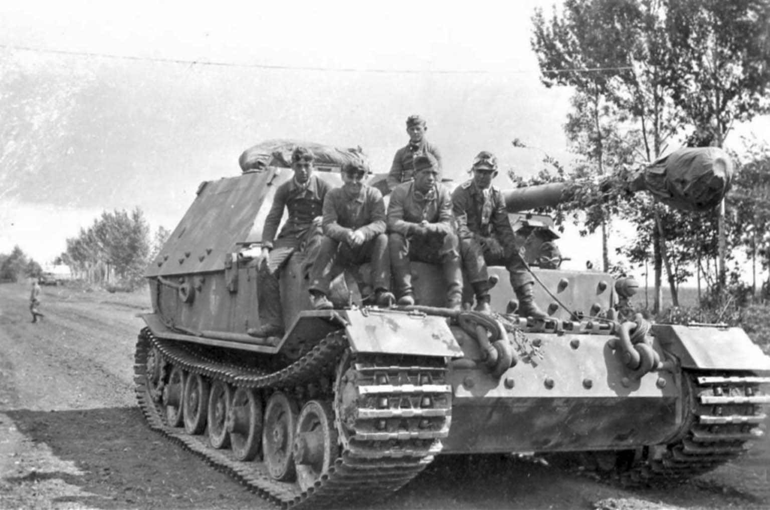 Elefant tank destroyer