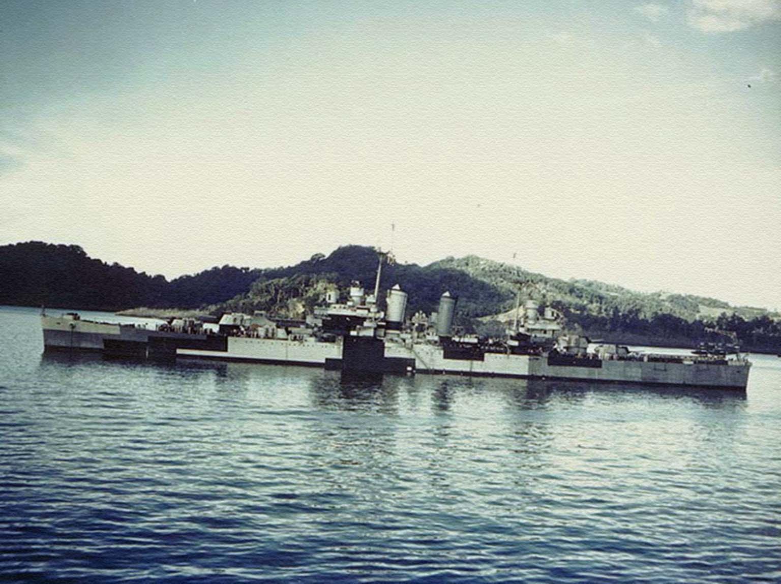 cruiser Honolulu