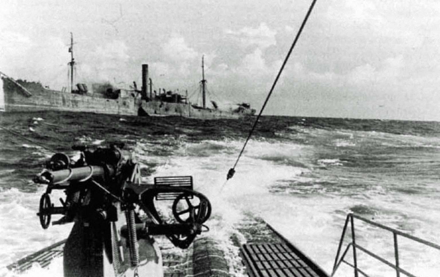 submarine U-123