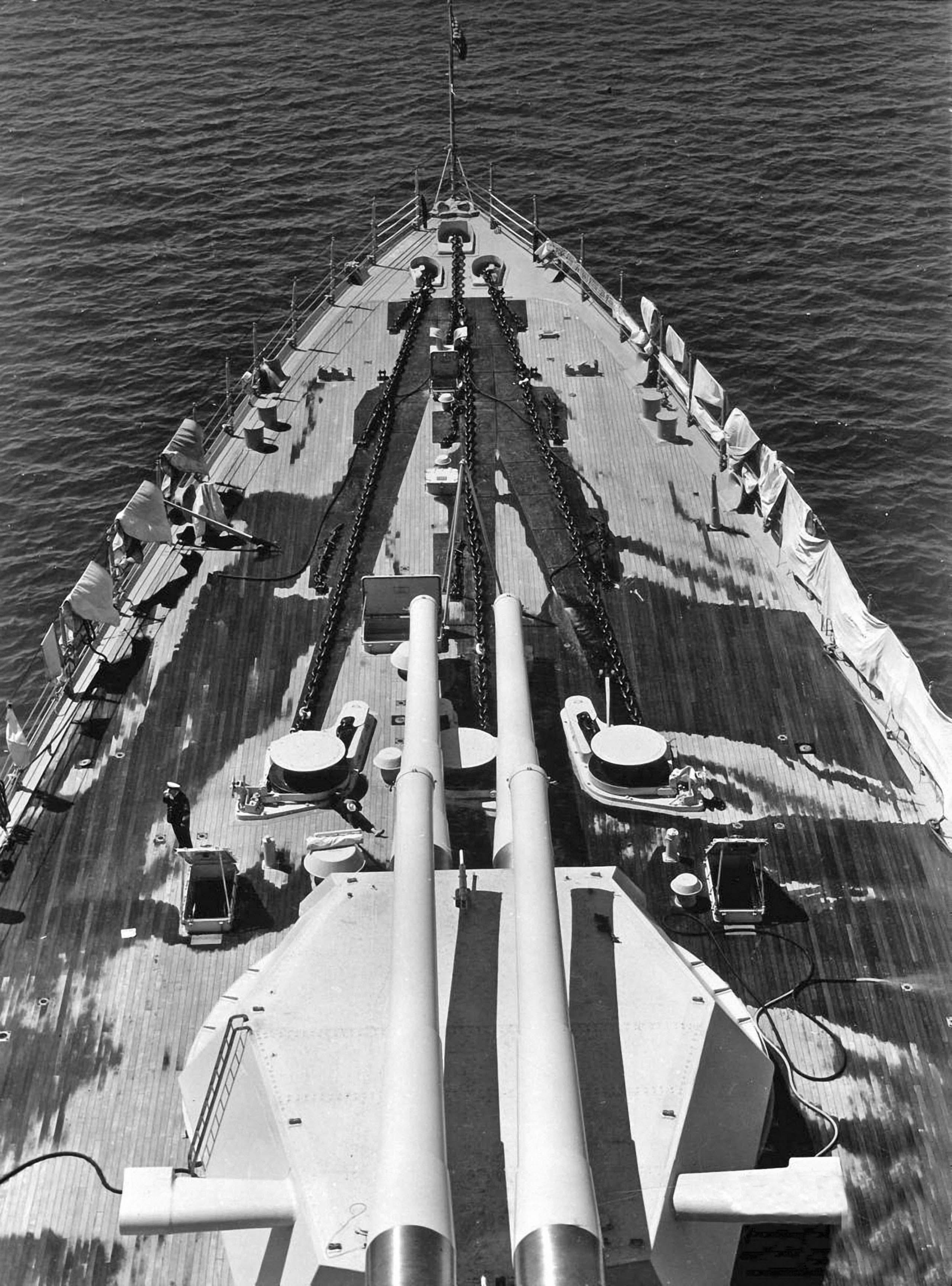 battleship Maryland