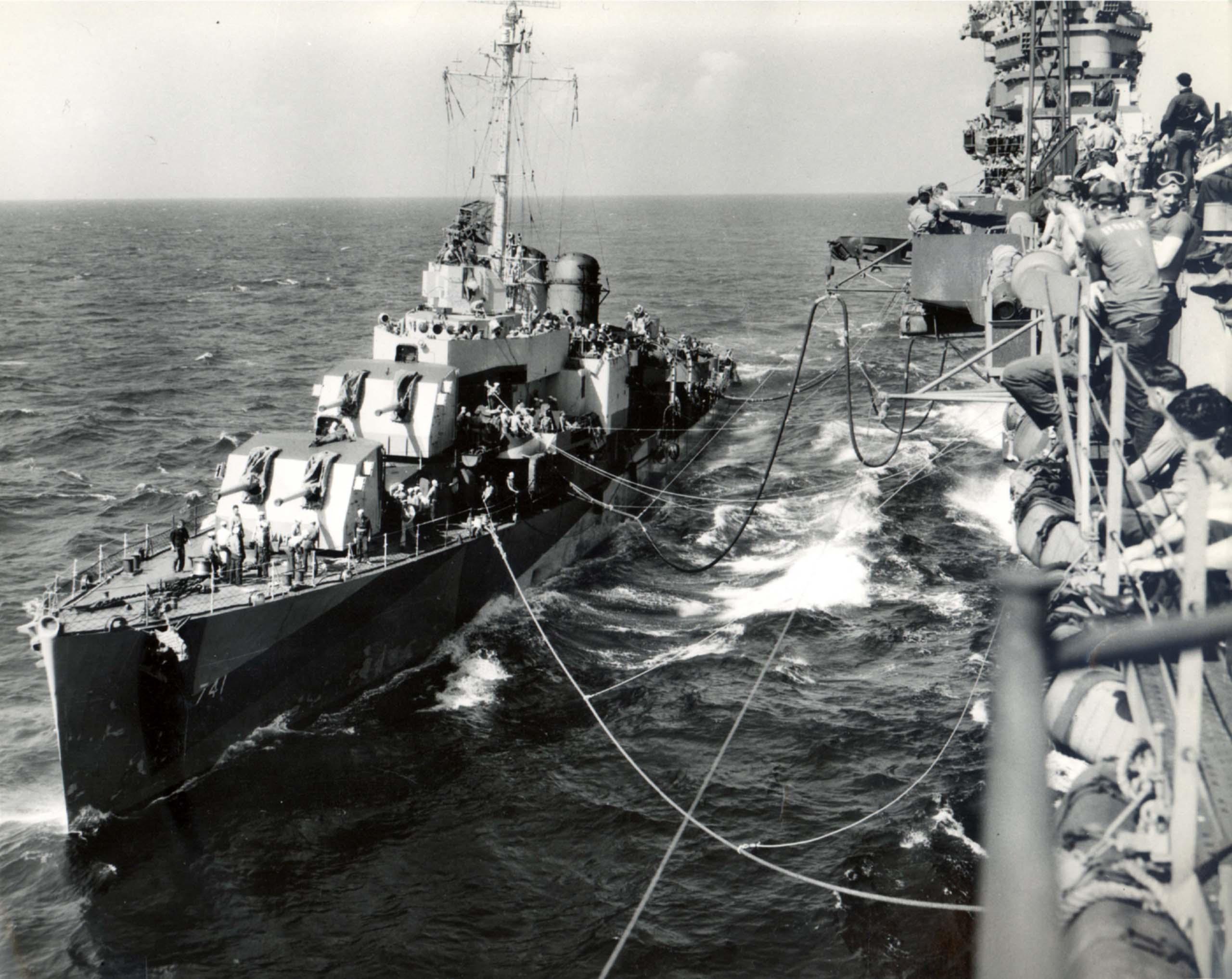 destroyer Drexler