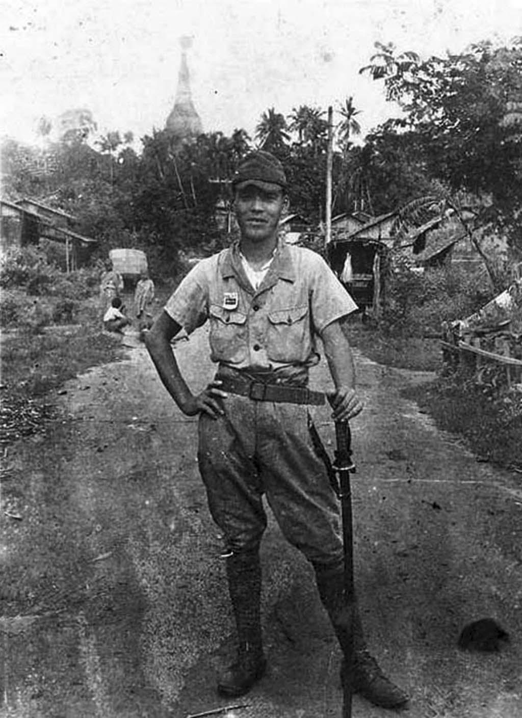 Japanese sergeant