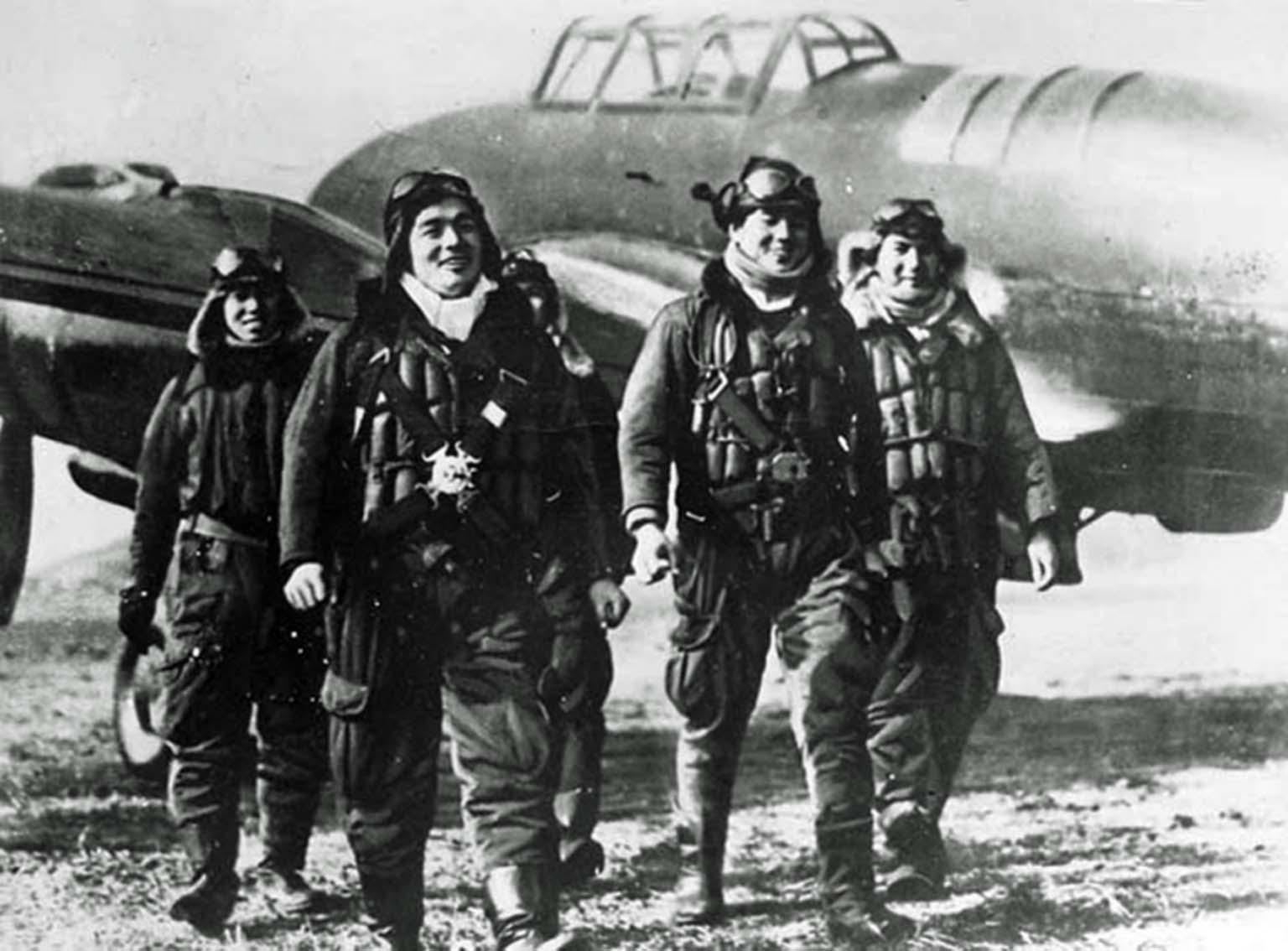 Japanese pilots