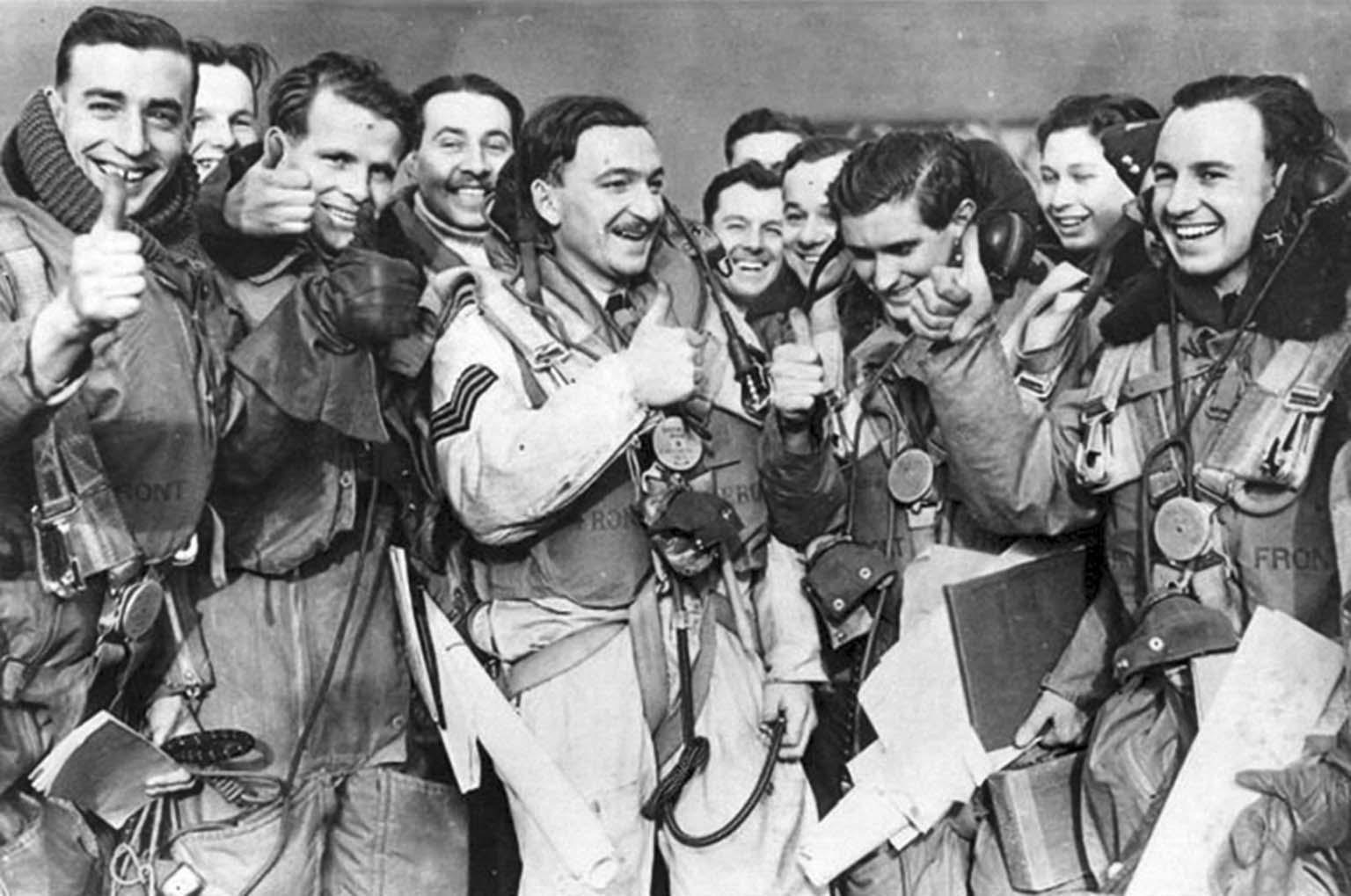 British pilots