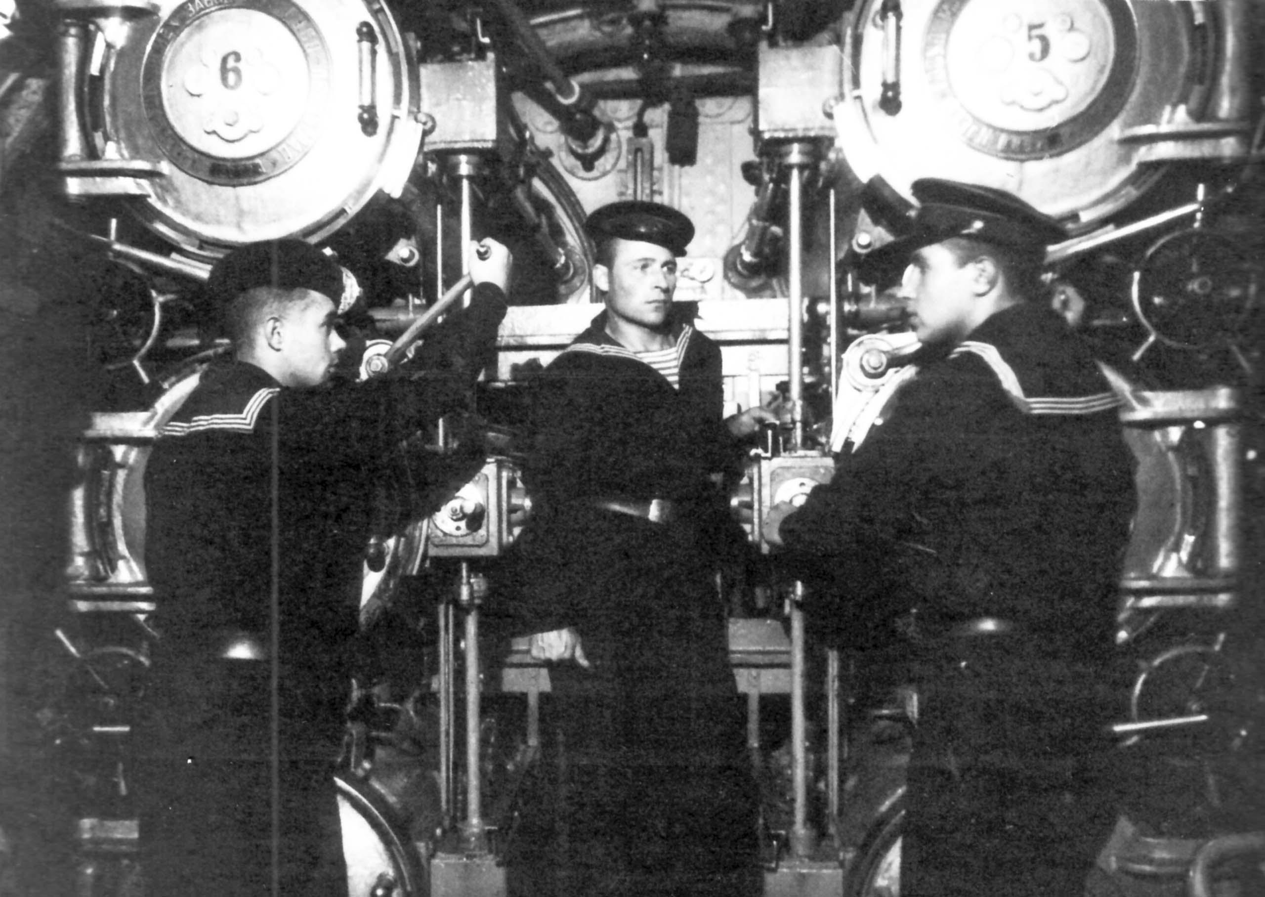 L-3 submarine